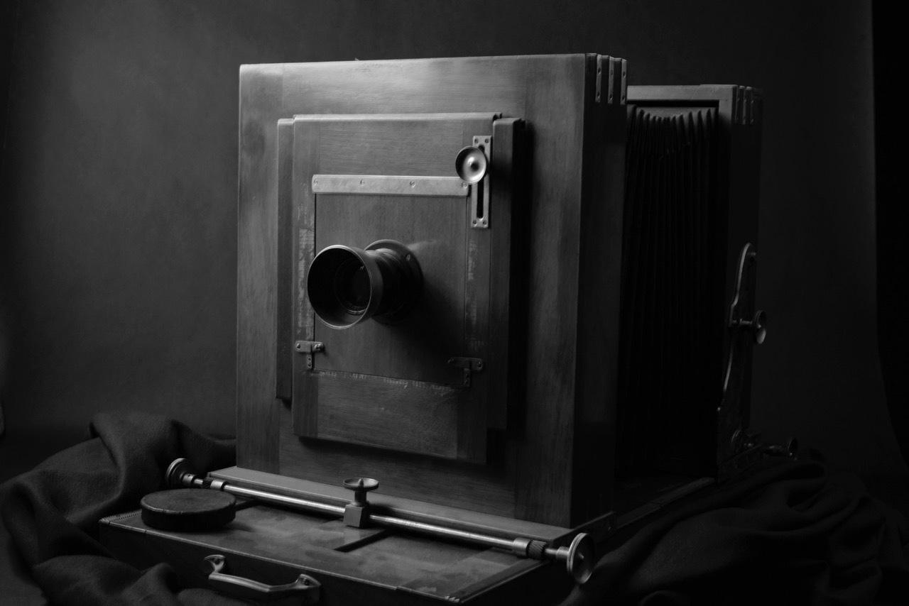 Technische camera. by Harrie Eickenboom.