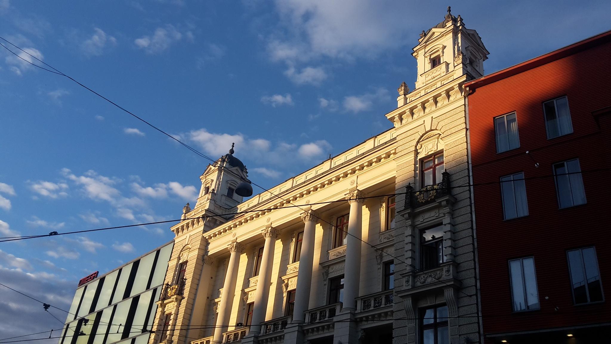 Brno city by  robert pojedinec robert