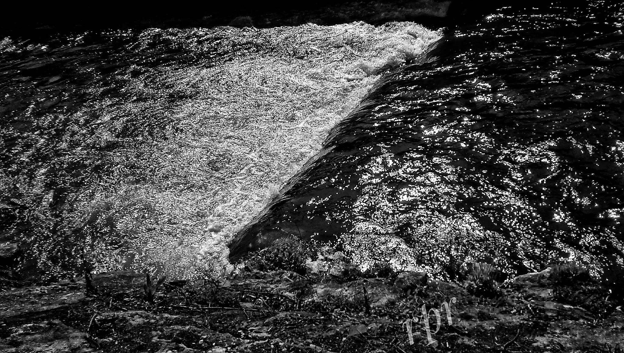 River by  robert pojedinec robert