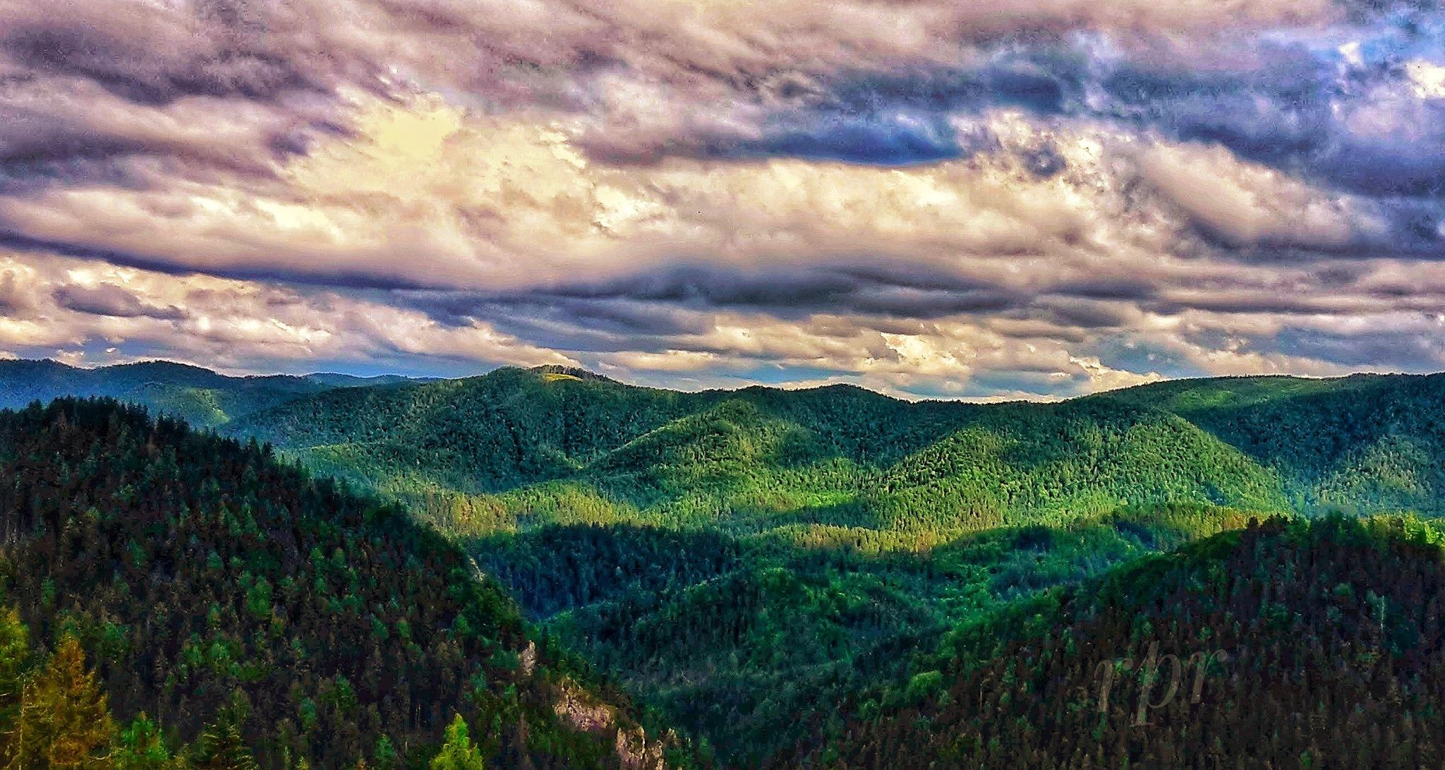 Landscape  by  robert pojedinec robert