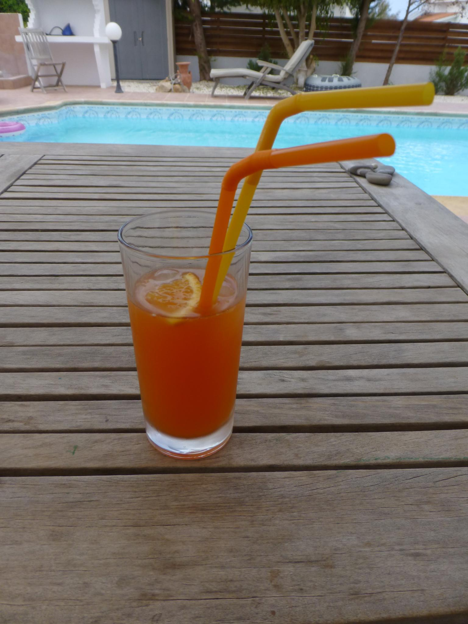 Fruit Punch drink by laurahebbes