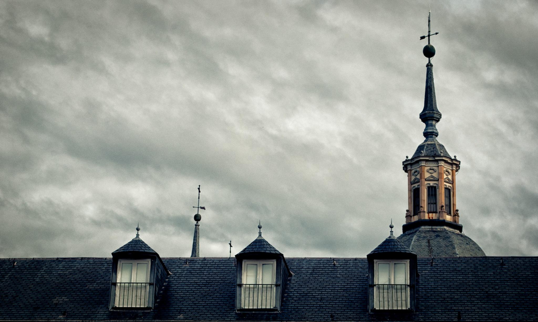Un palacio real. La Granja de San Ildefonso. by MiguelOnPhotography