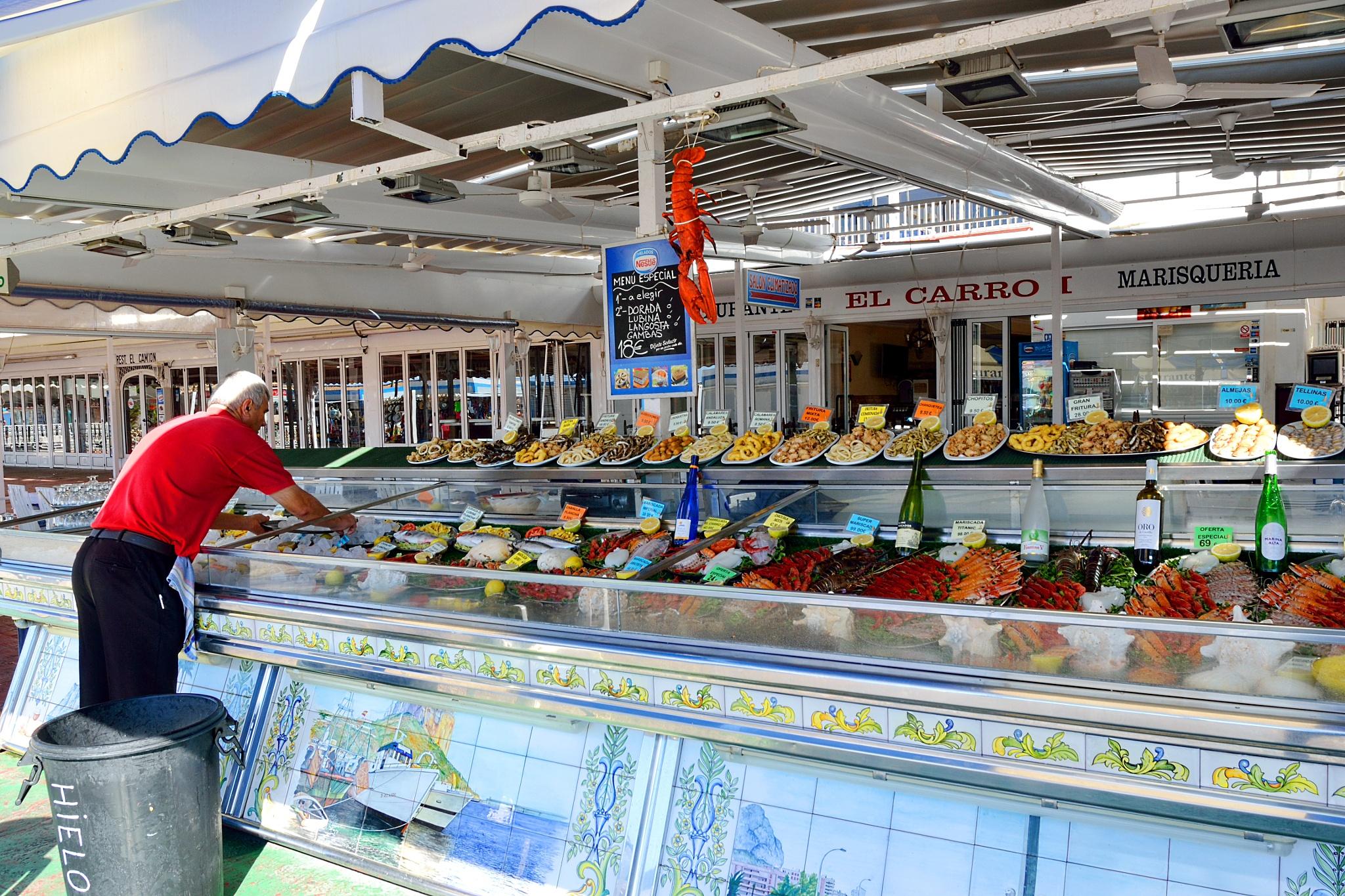 Pescados y Mariscos - Fish and Seafood by cjcastromm