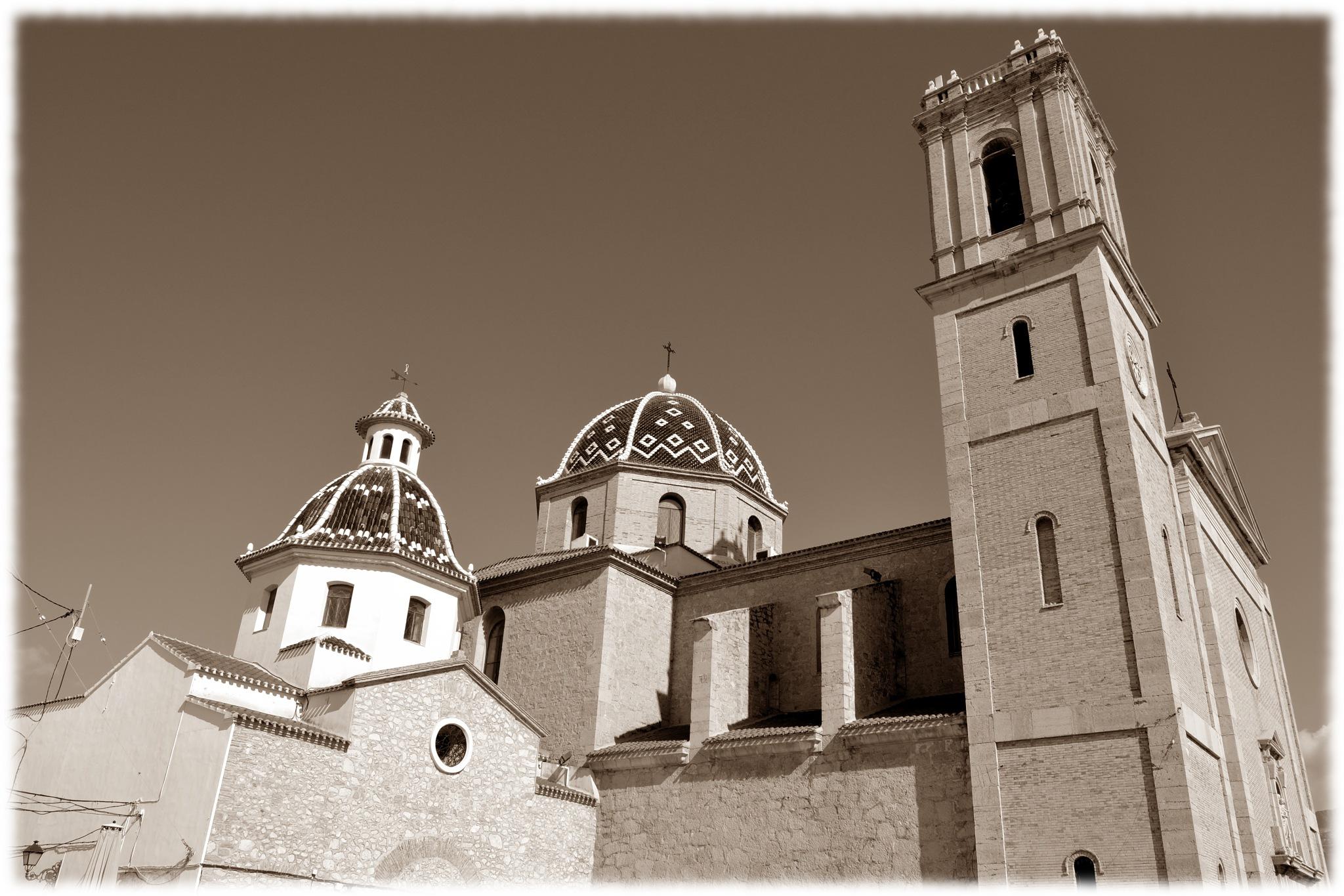Iglesia de Nuestra Señora del Consuelo - Church of Our Lady of Consolation - Chiesa di Nostra Signor by cjcastromm