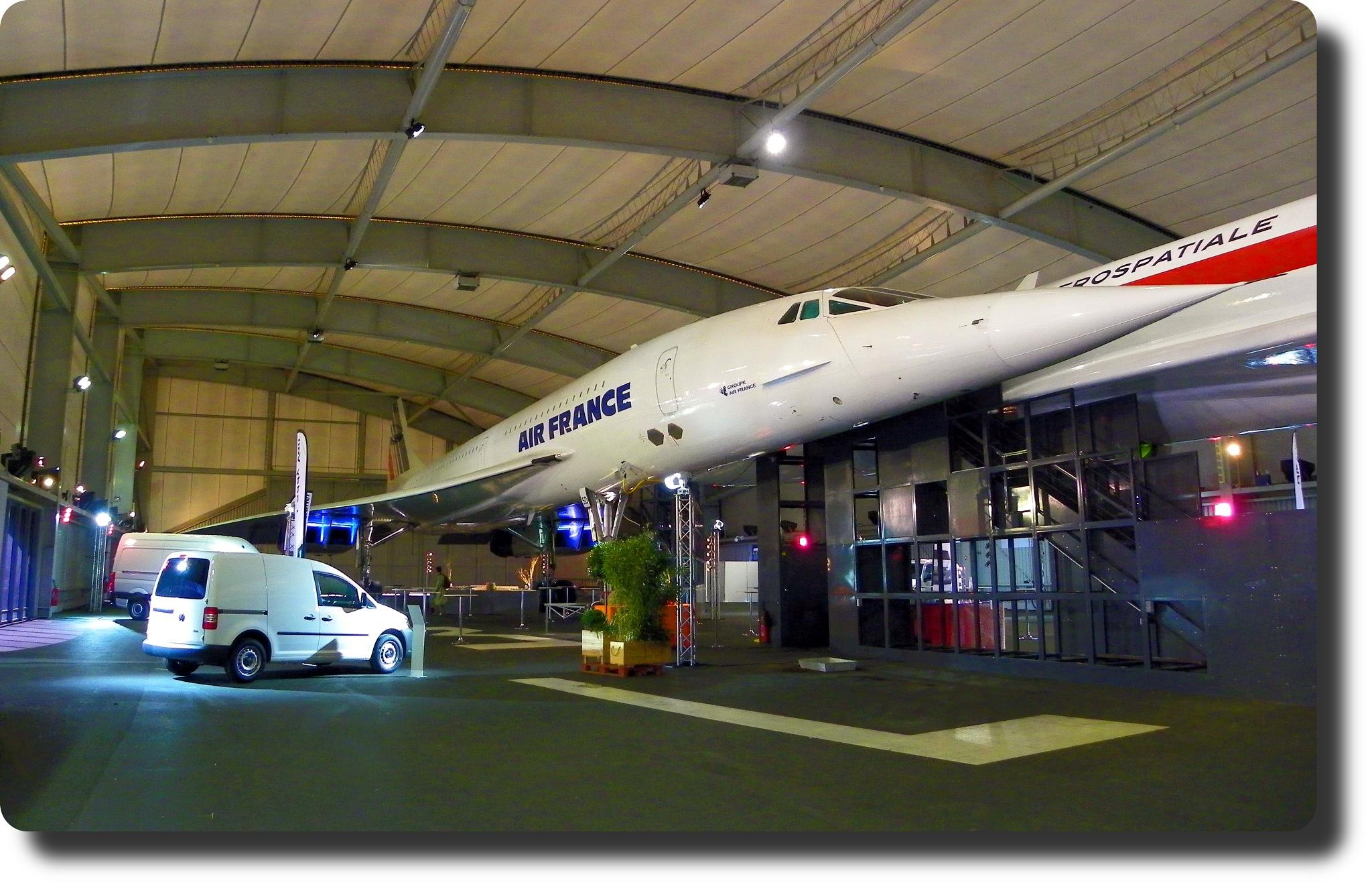 Concorde by cjcastromm