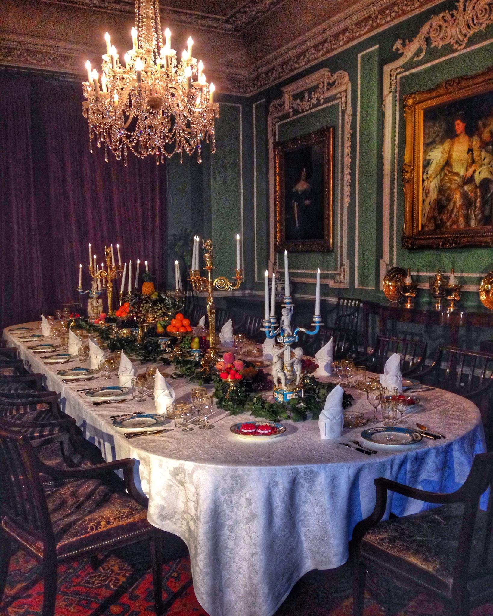 Fine dining  by VicsPics