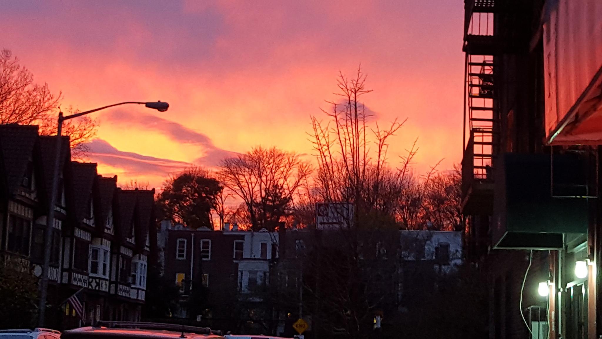Sunset by waltermar48