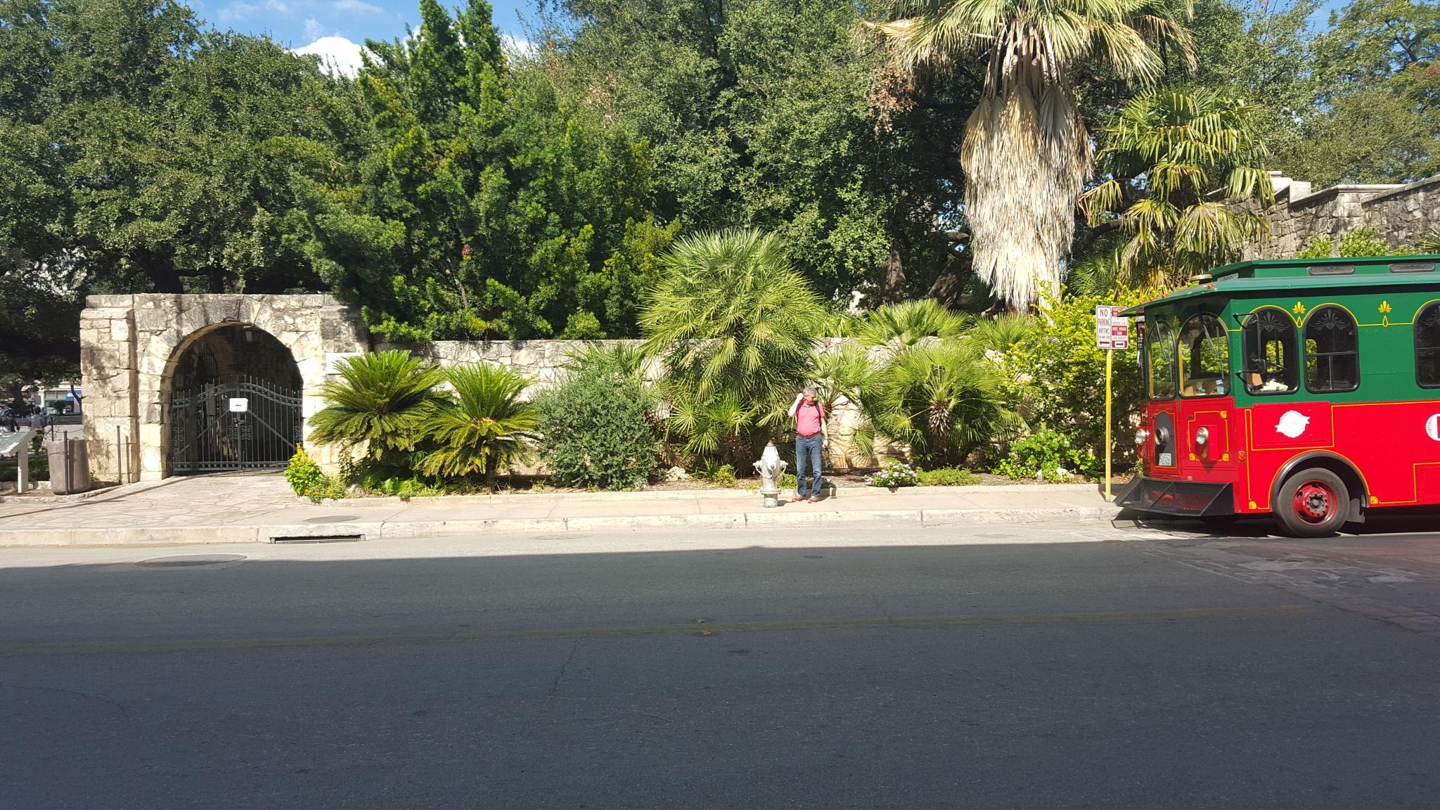 Alamo Plaza by waltermar48