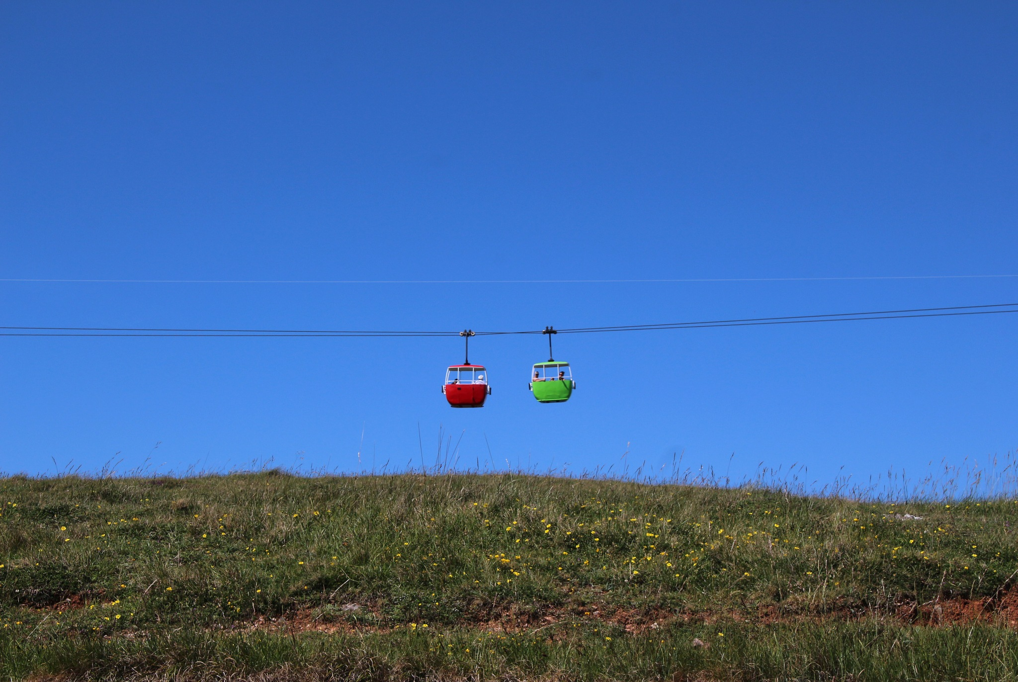 Cable Car by KasiaM