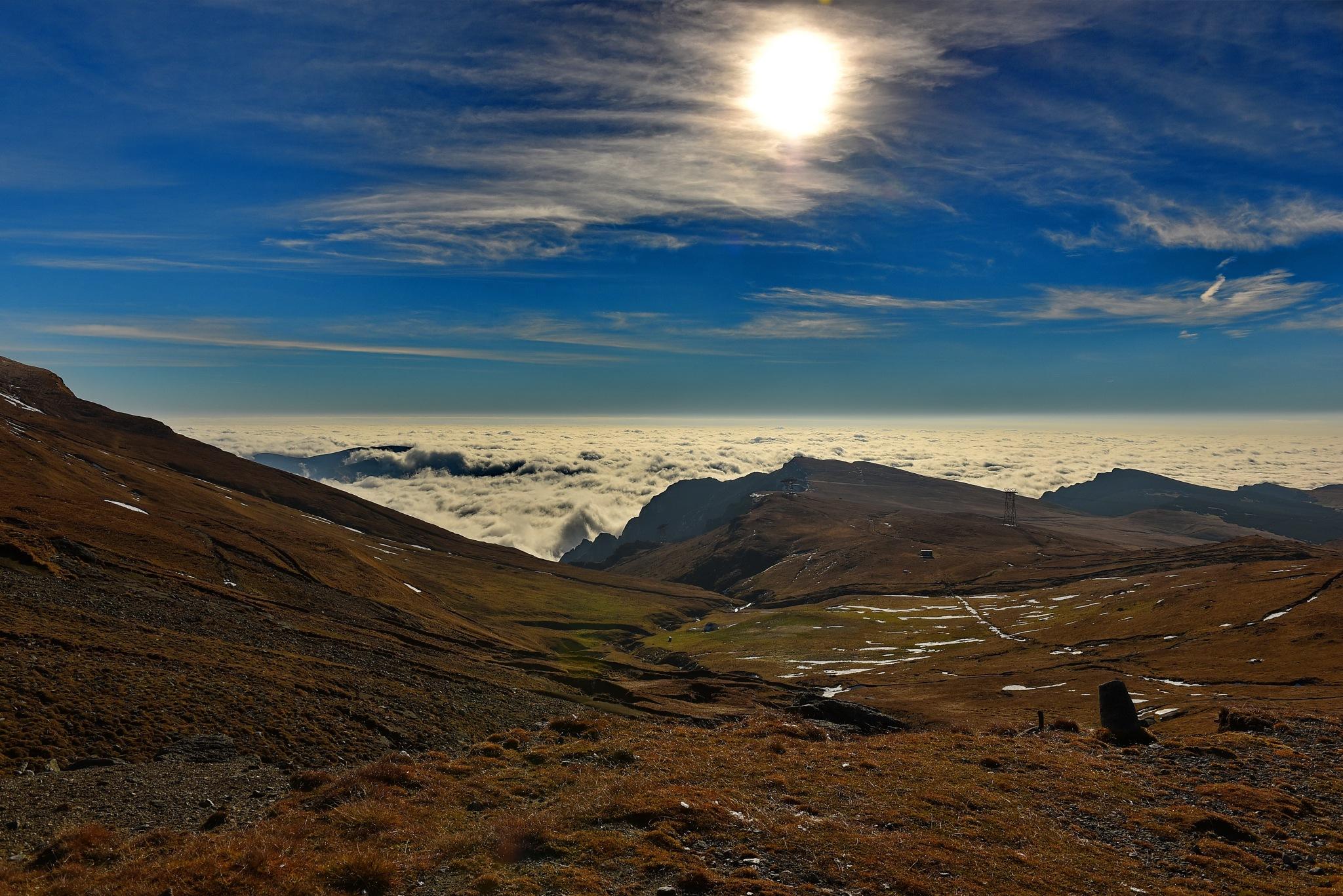 Sunrise, Bucegi Mountains, alt. 2292m by Sorin Lazar Photography