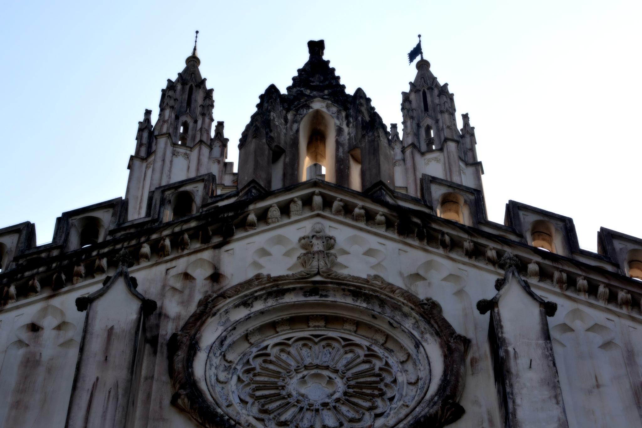 St Paul cathedral , kolkata  by Bhaskar Ghosh