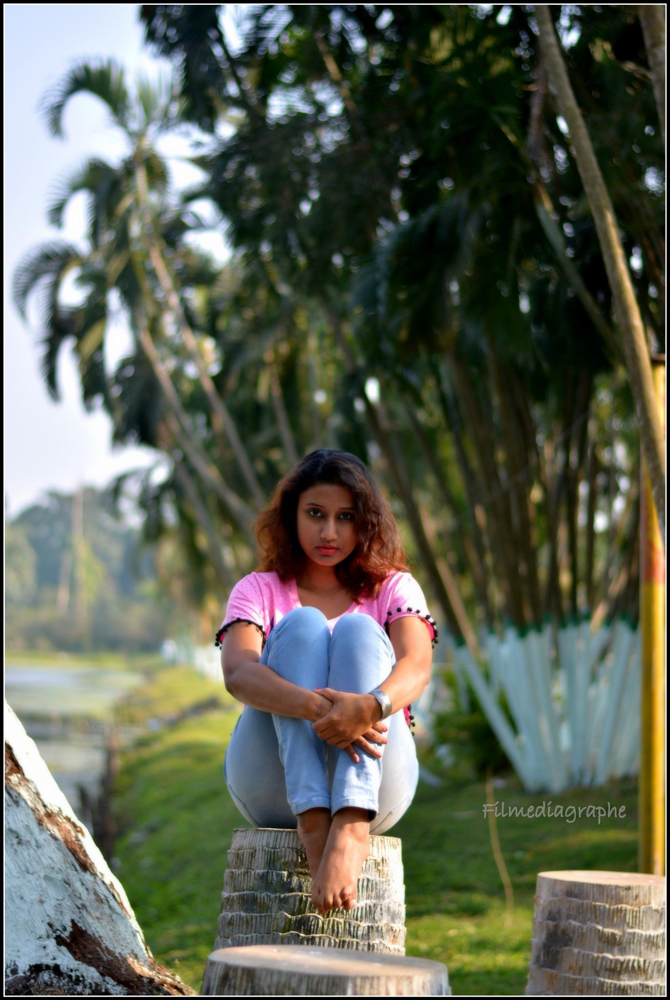 Aditi temptation by Bhaskar Ghosh