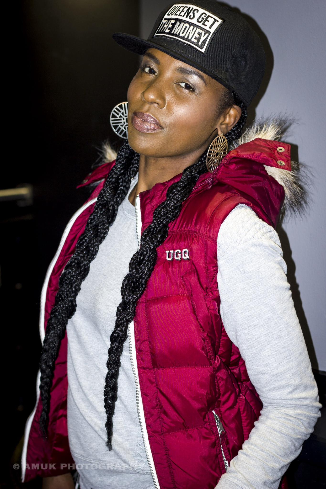 Female Rapper/Artist  by AMUK PHOTOGRAPHY