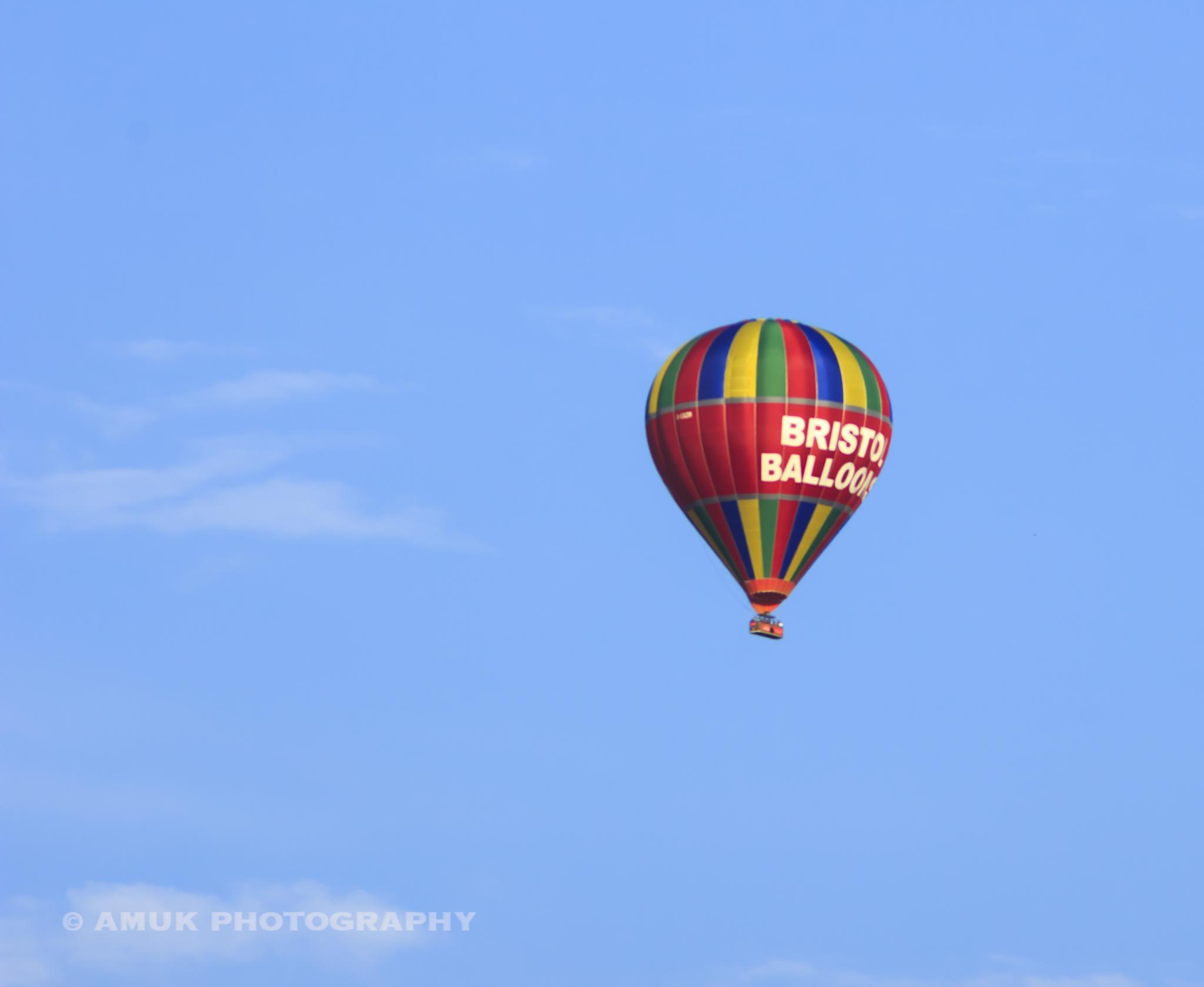 Bristol Balloons by AMUK PHOTOGRAPHY