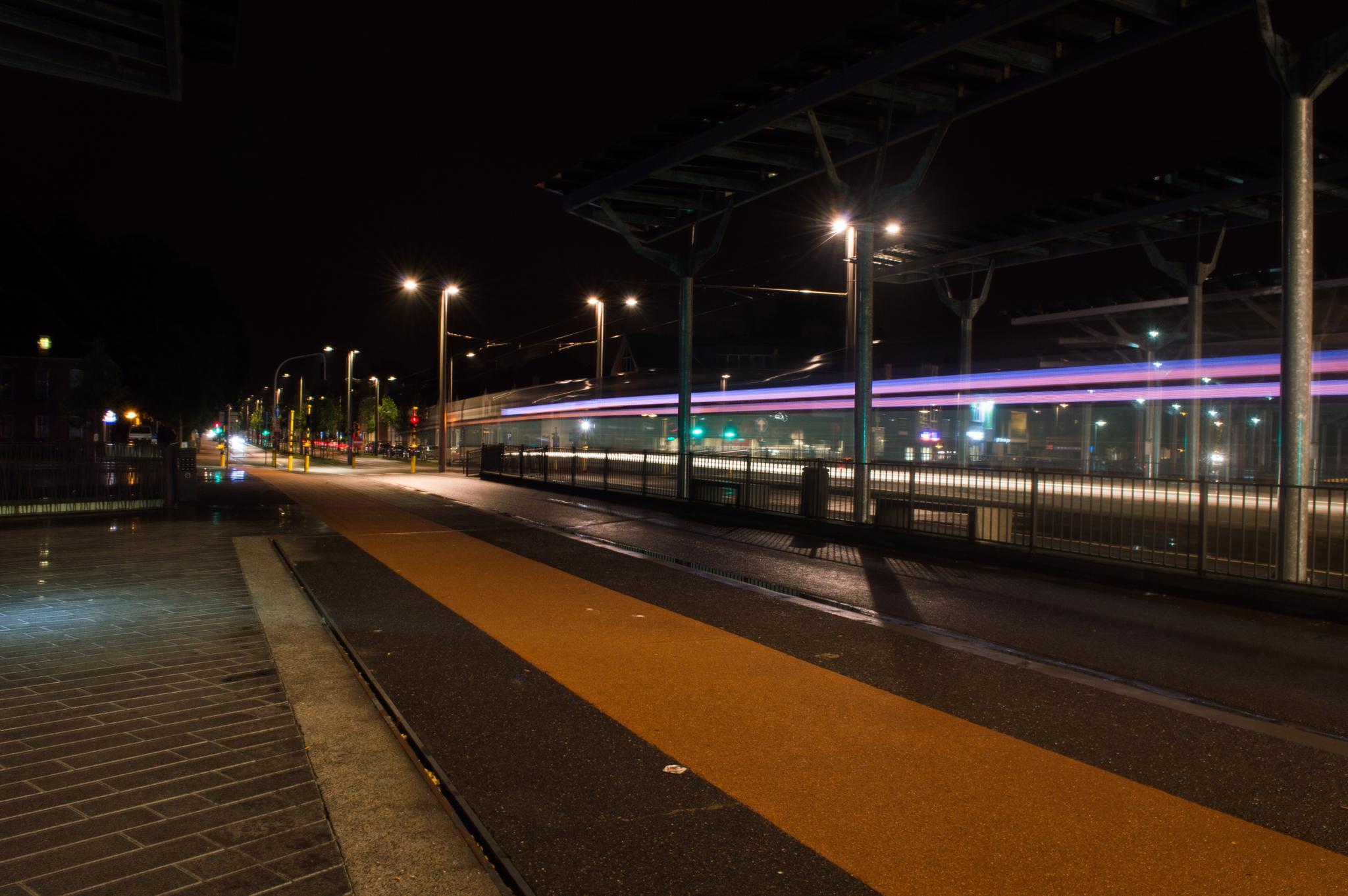 Streetcar by Sander
