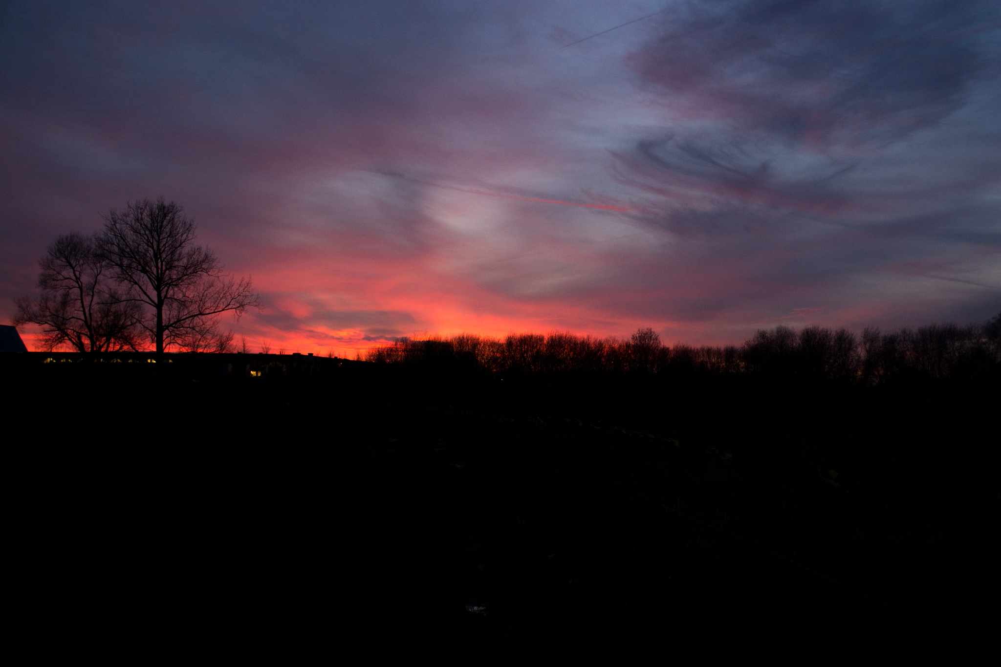Sunset by Sander