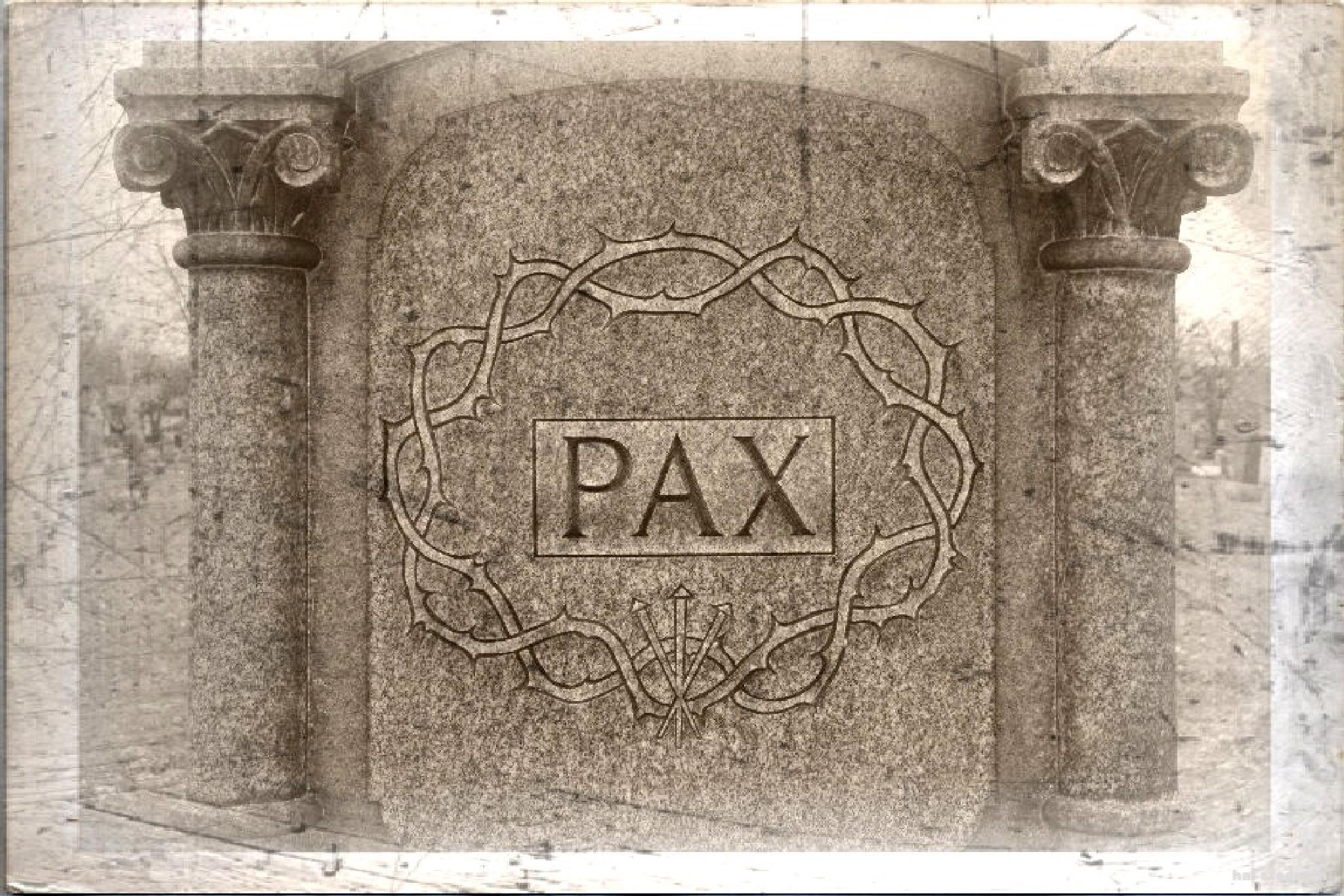 Pax by Hal Stedman