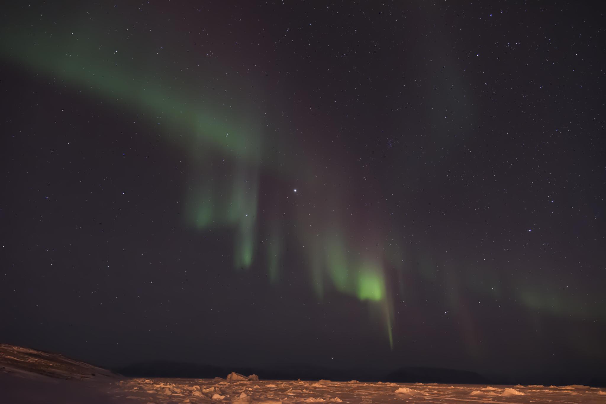 Aurora by James Ascanius