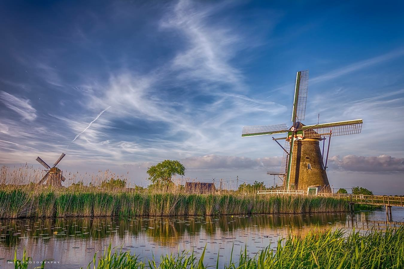 Wind and Mills by m1rphotography