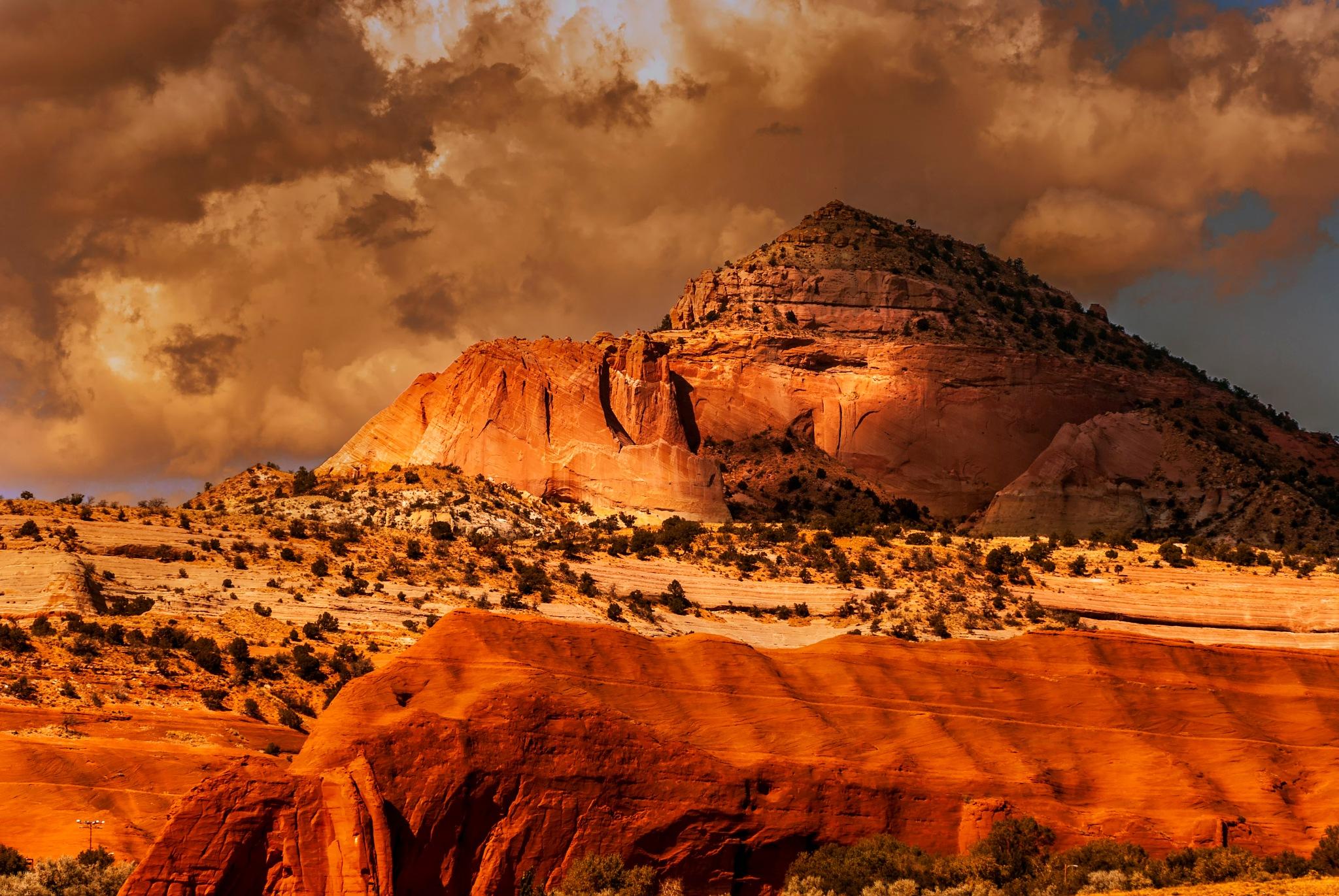 Pyramid Rock by Jeff Jones