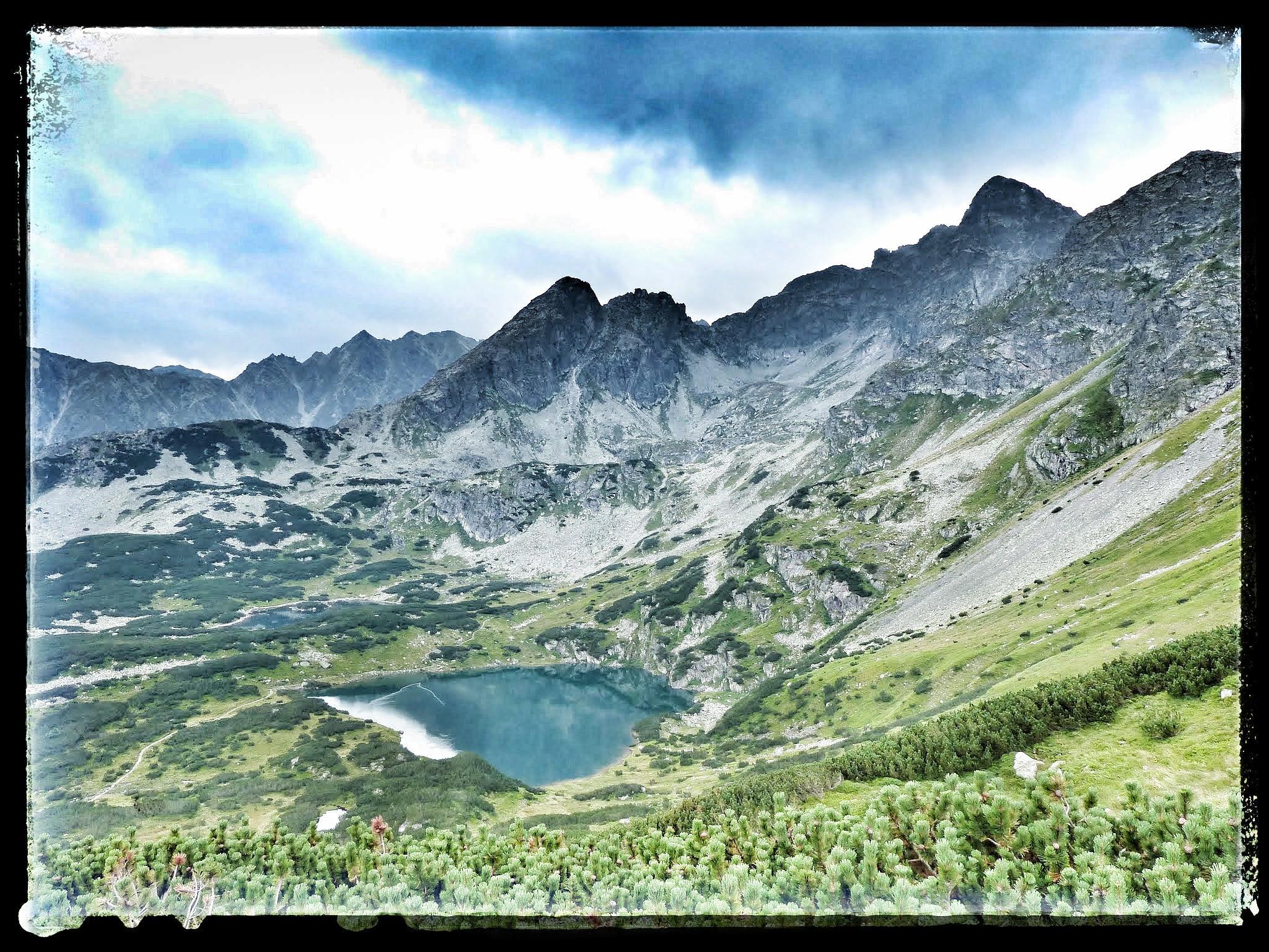 Tatra Mountains by emalfni