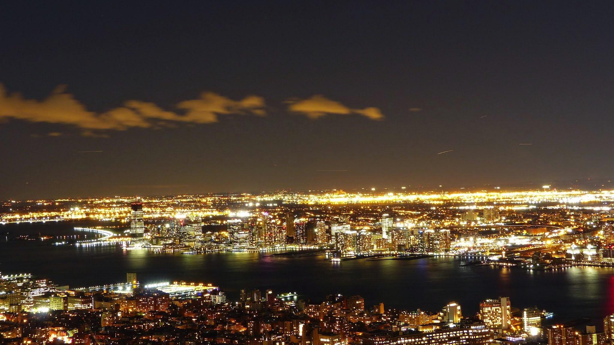 NY at night #3 by emalfni