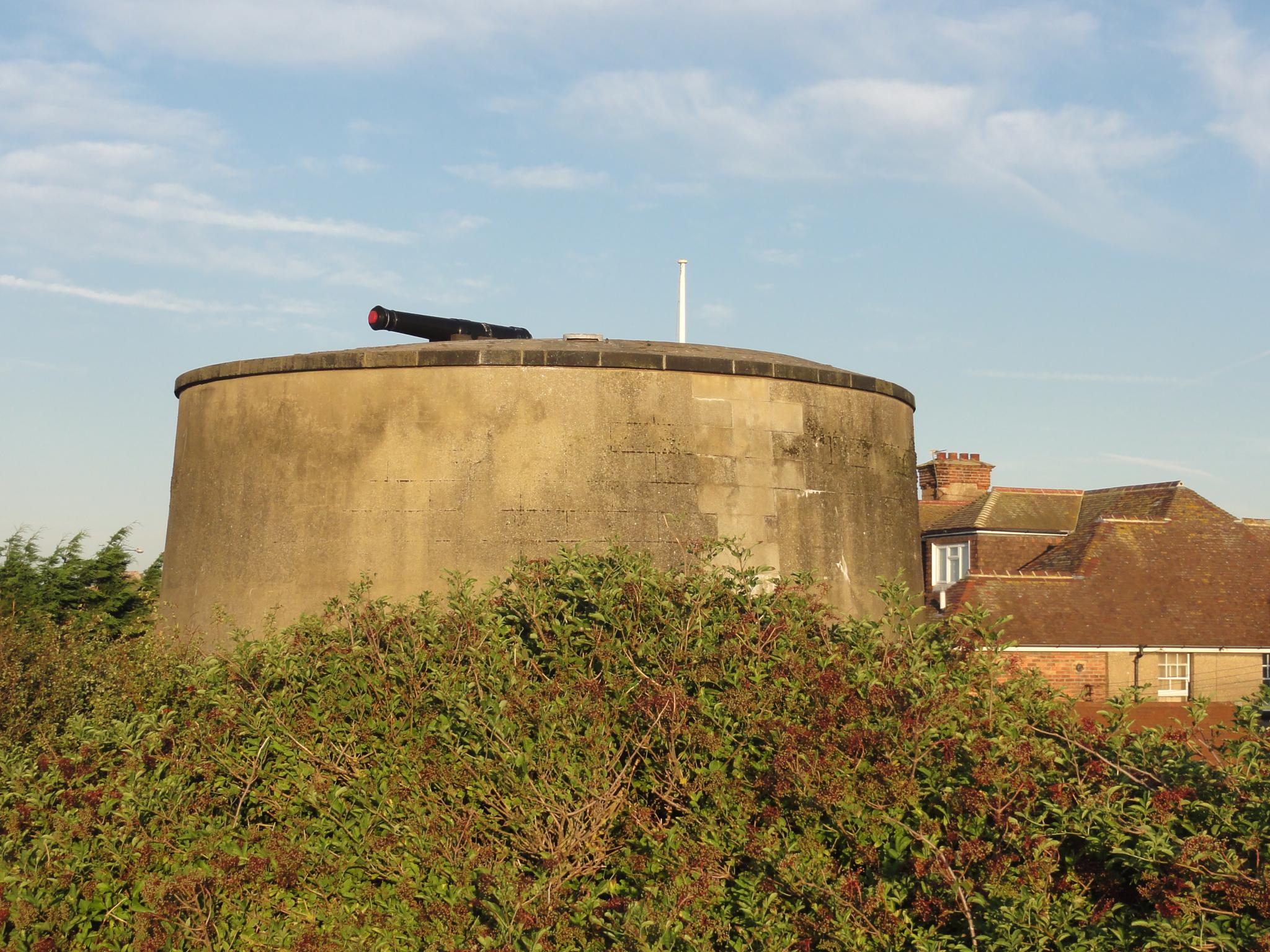 MARTELLO TOWER by mikewoodland21