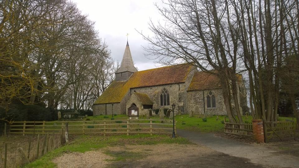 BRENZETT CHURCH by mikewoodland21