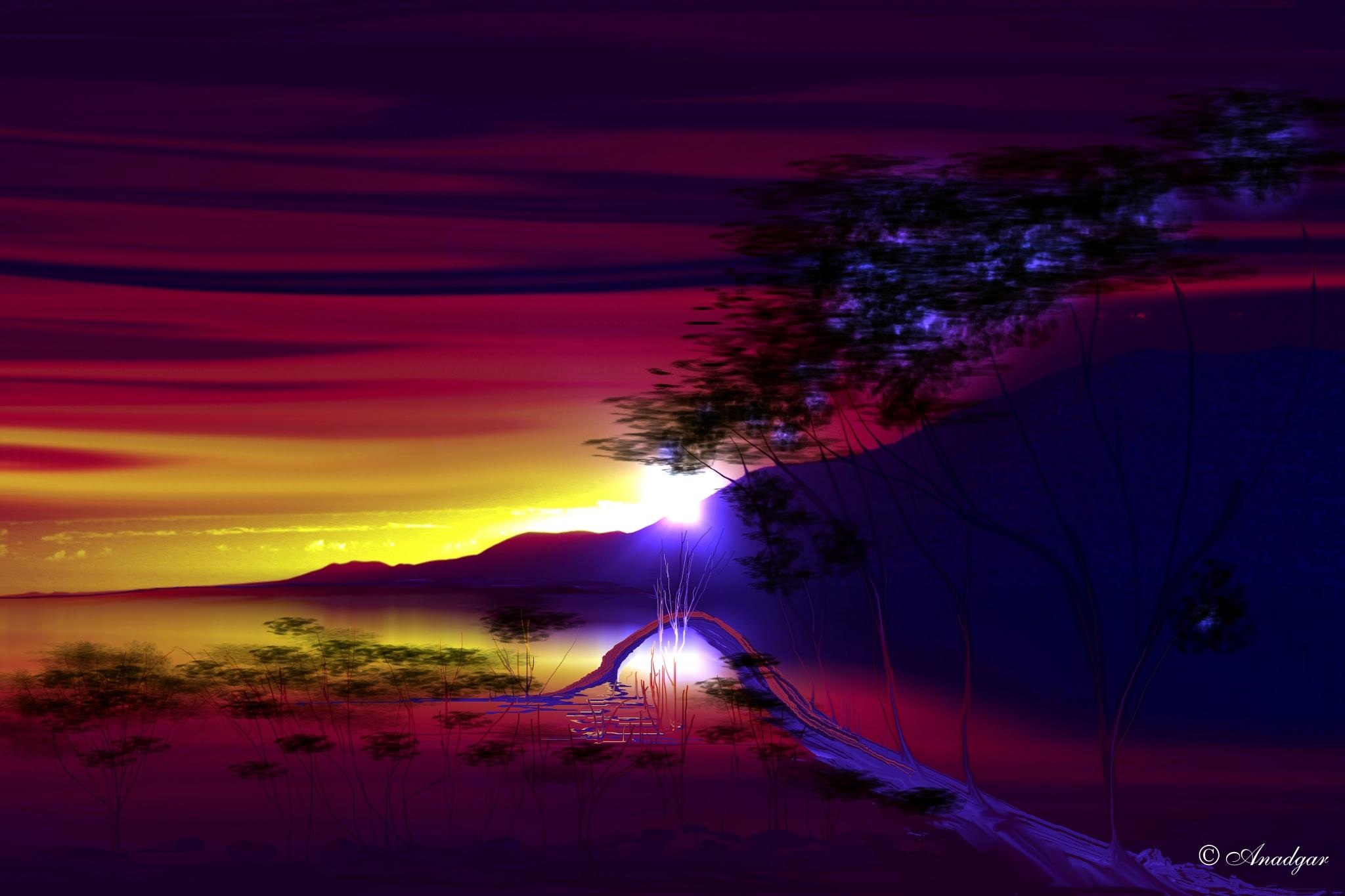 iluminado by Anadgar03