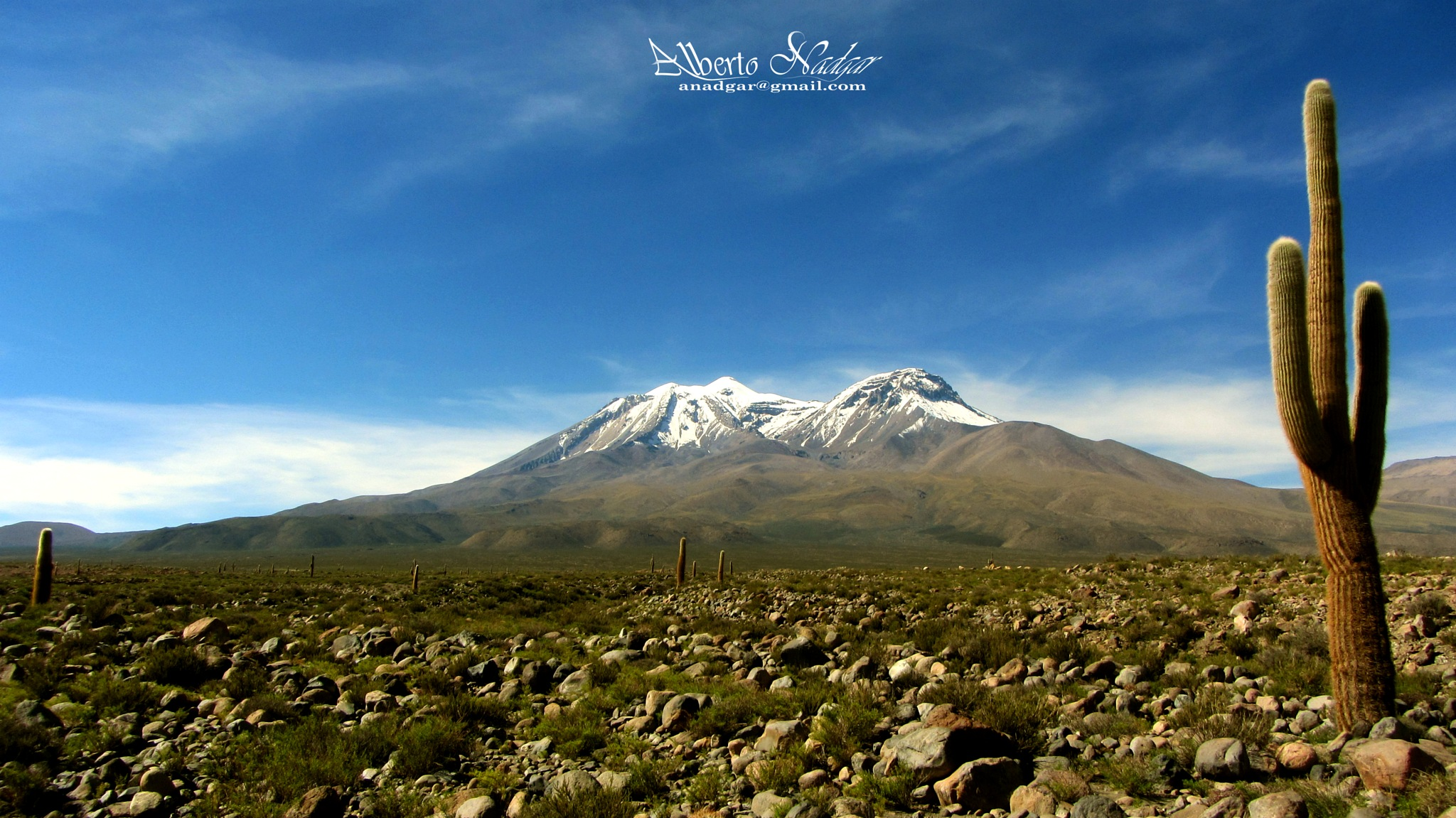 Volcán Paniri by Anadgar03