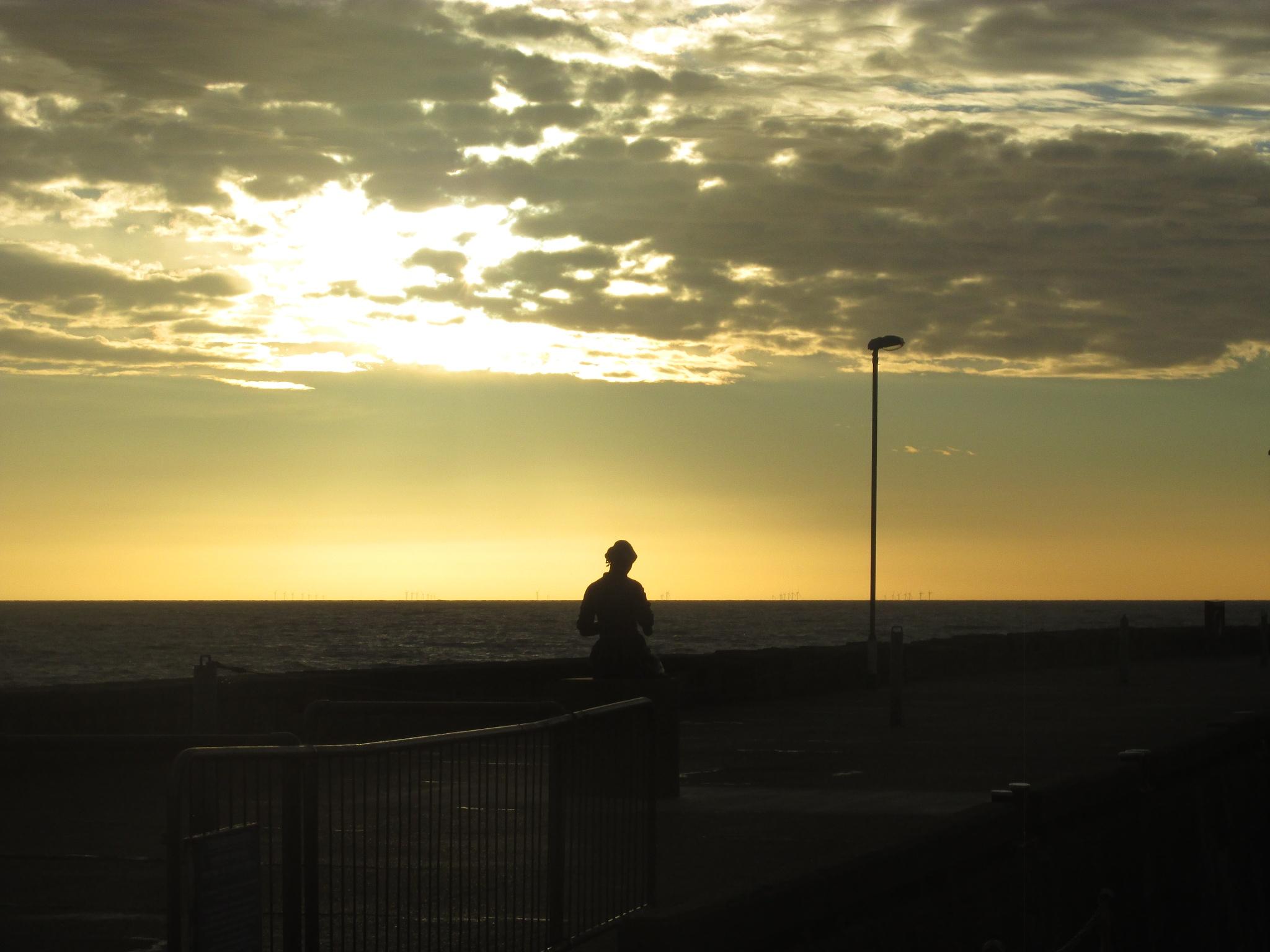 early morning bridlington by stevekilbride01