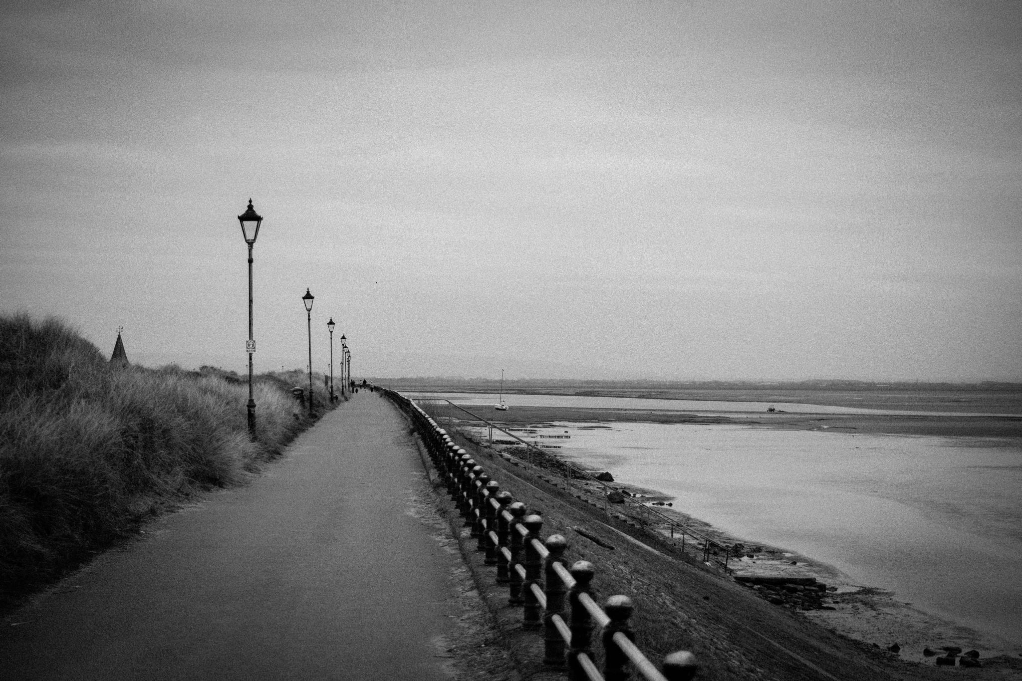 A coastal path by Darren Green