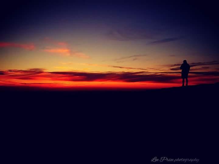 Sunset by lprice