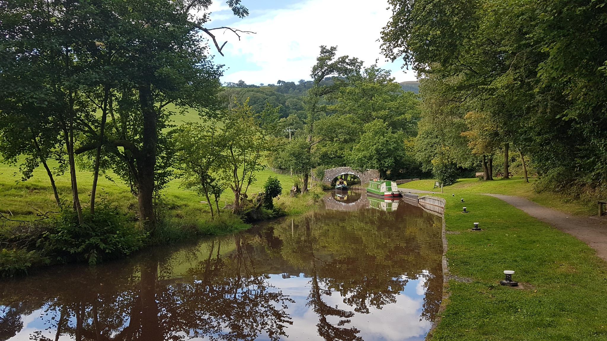 Canal walk by lprice