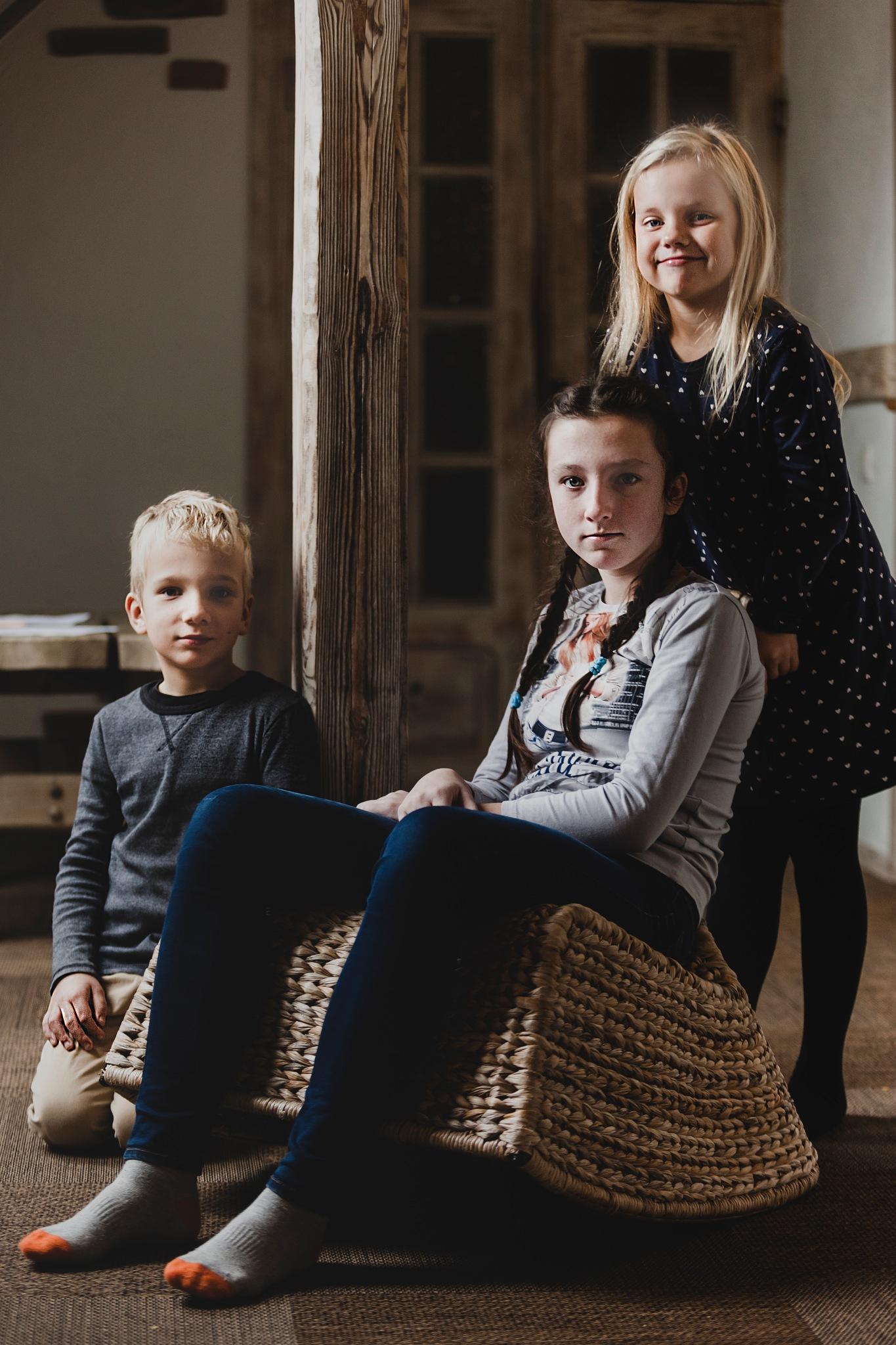 Kids by AndrisRutulis