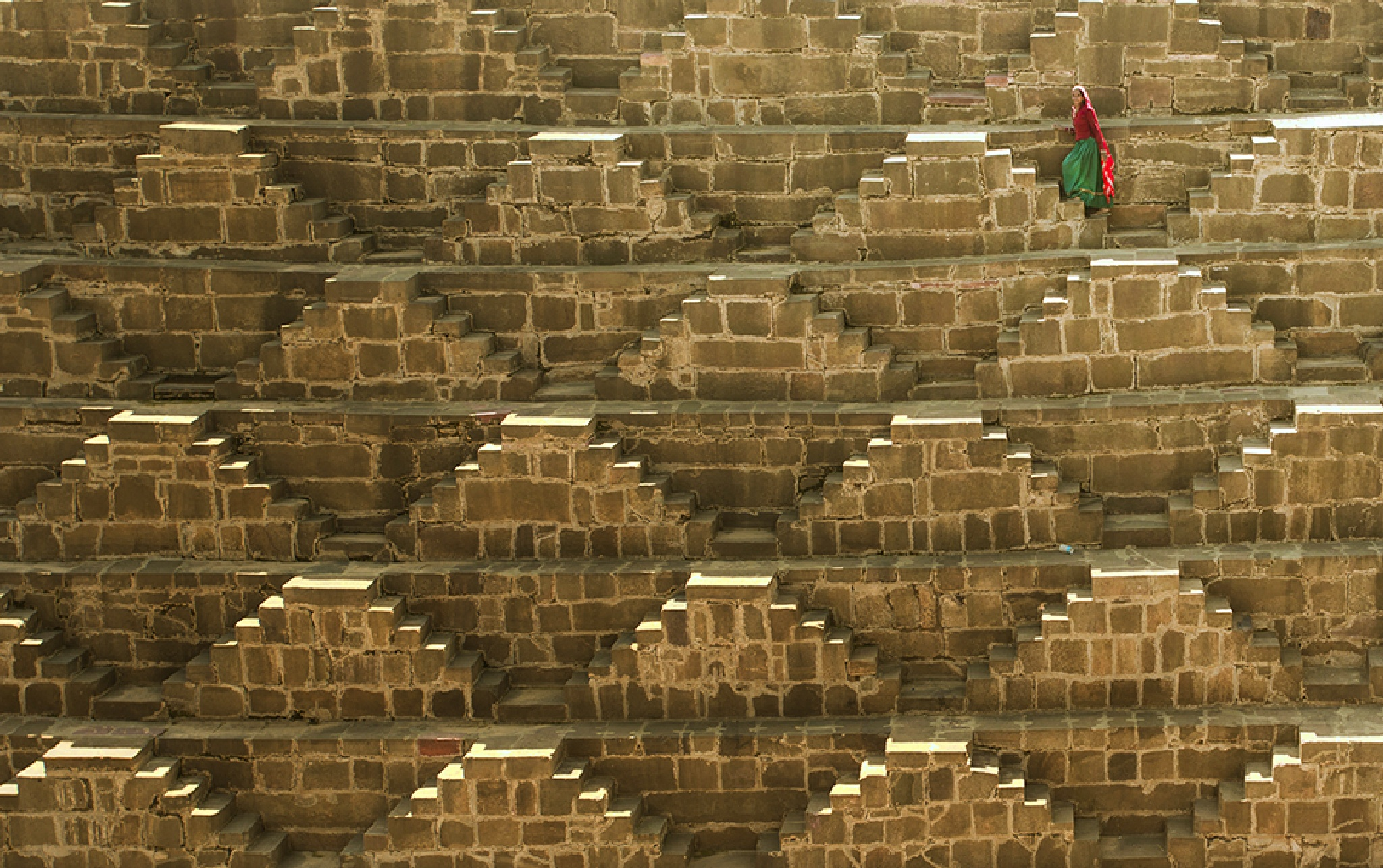stepwell by rzleytheshoots2