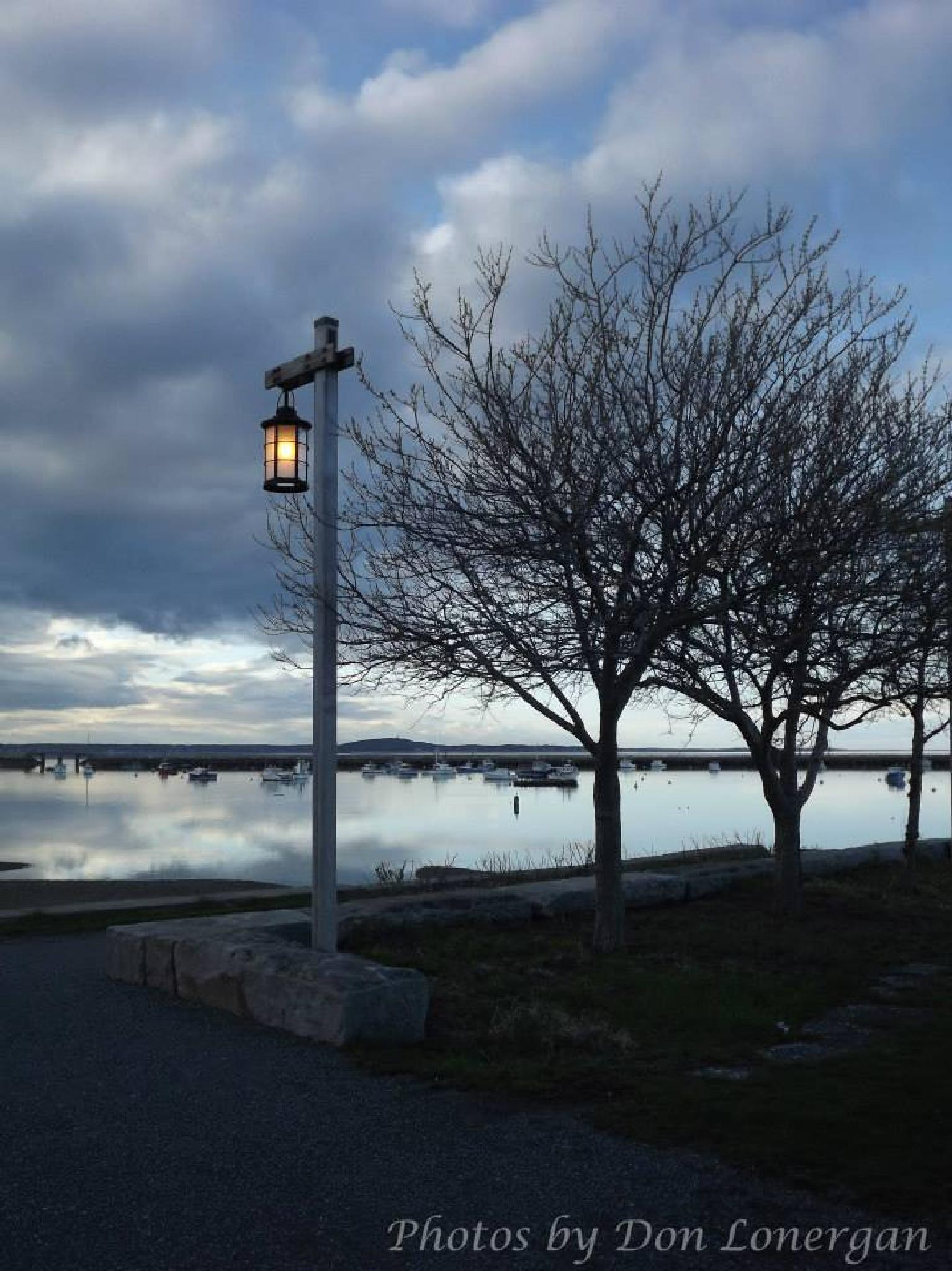 Plymouth Harbor by dlonerganjr2