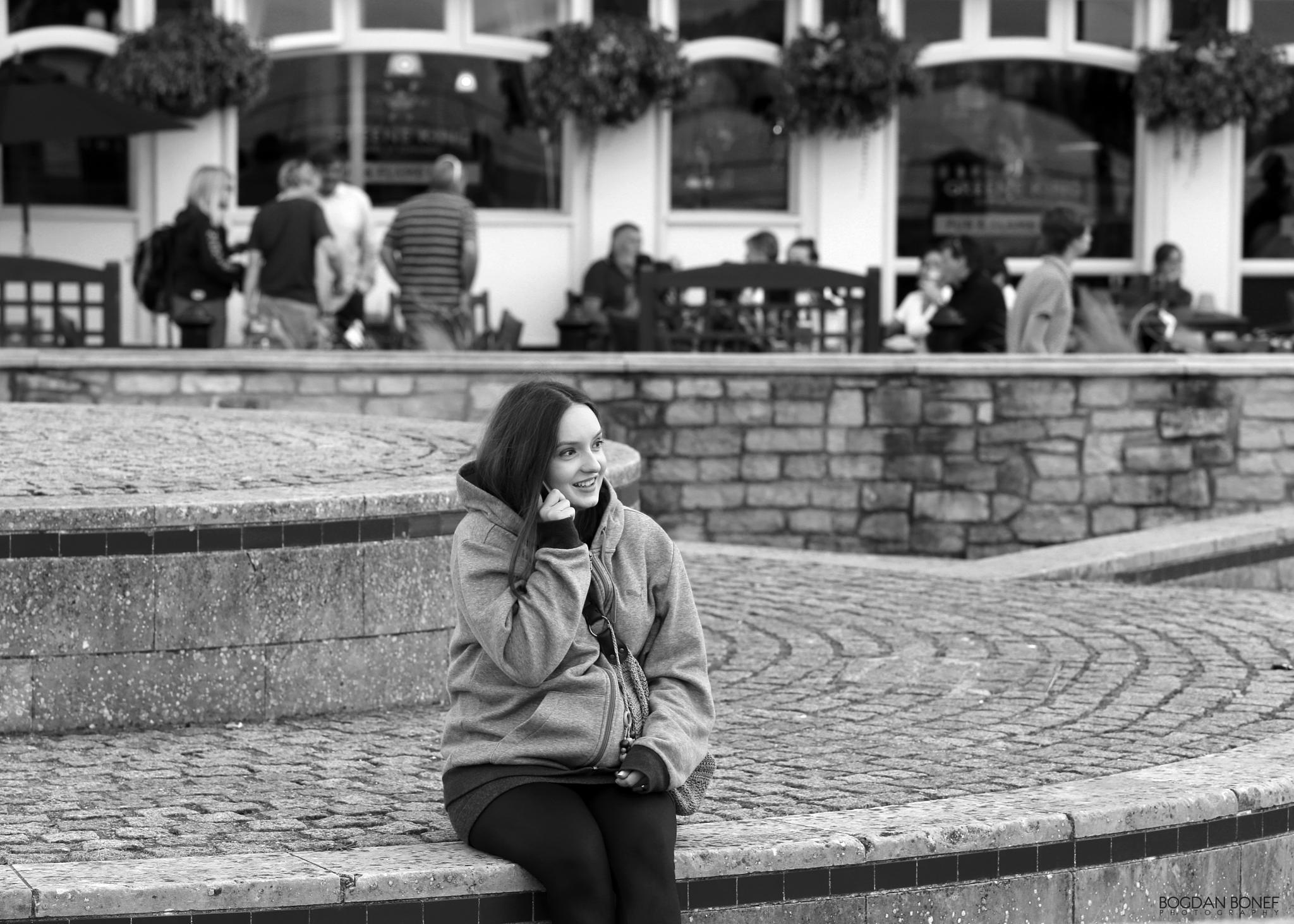 Chilly afternoon by Bogdan Bonef