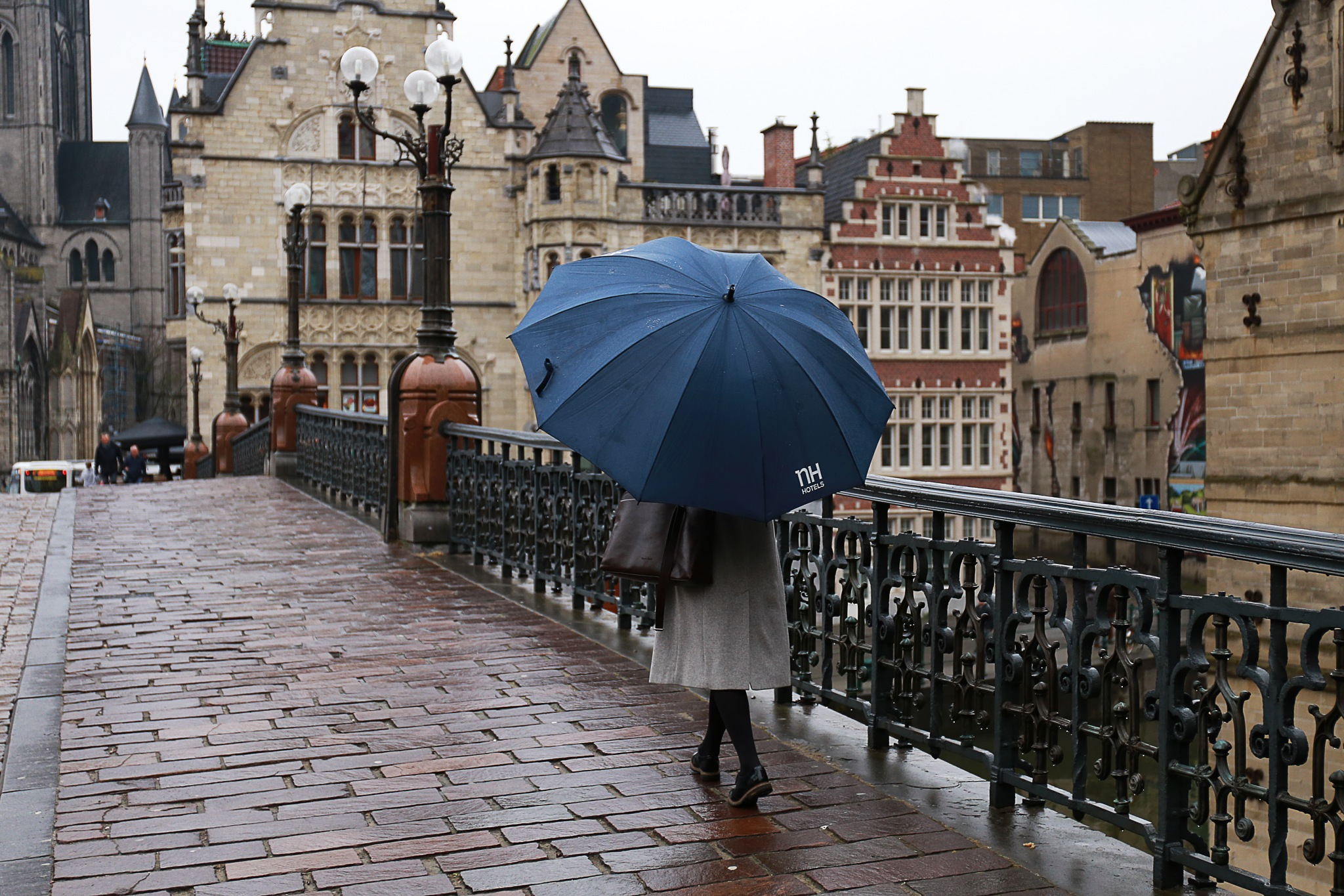 Rain by Bogdan Bonef