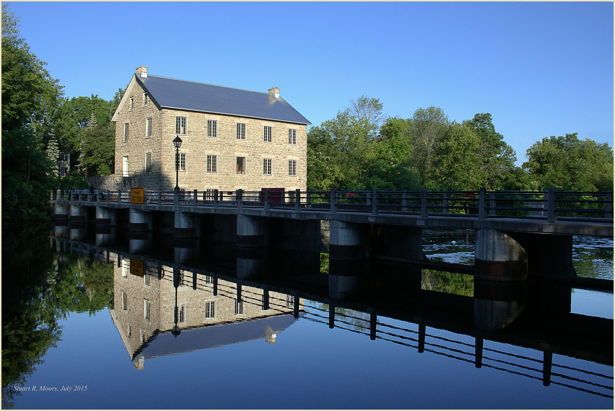 Watson's Mill by sakarasailor