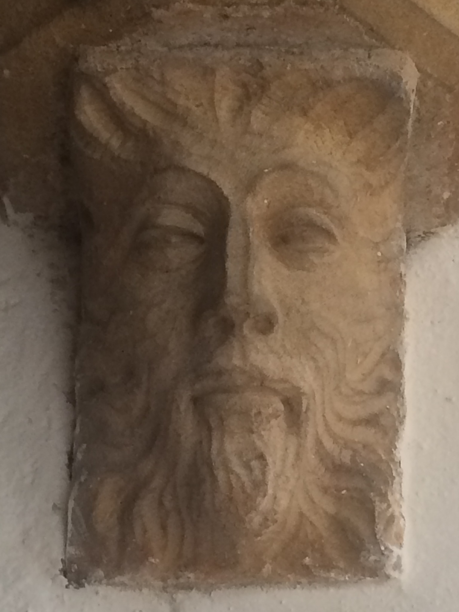 Church Carving  by HelenaM