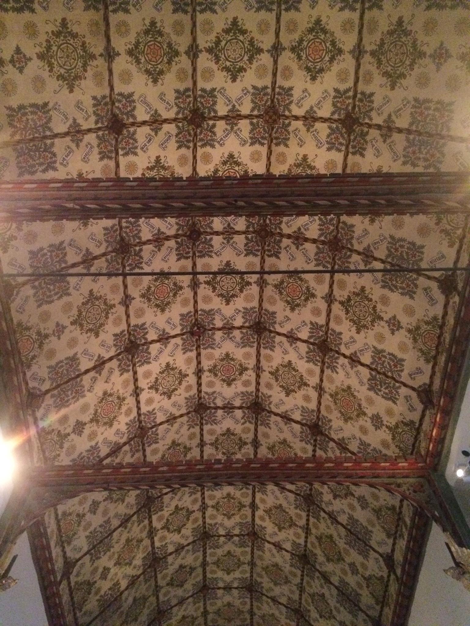 Church Ceiling  by HelenaM