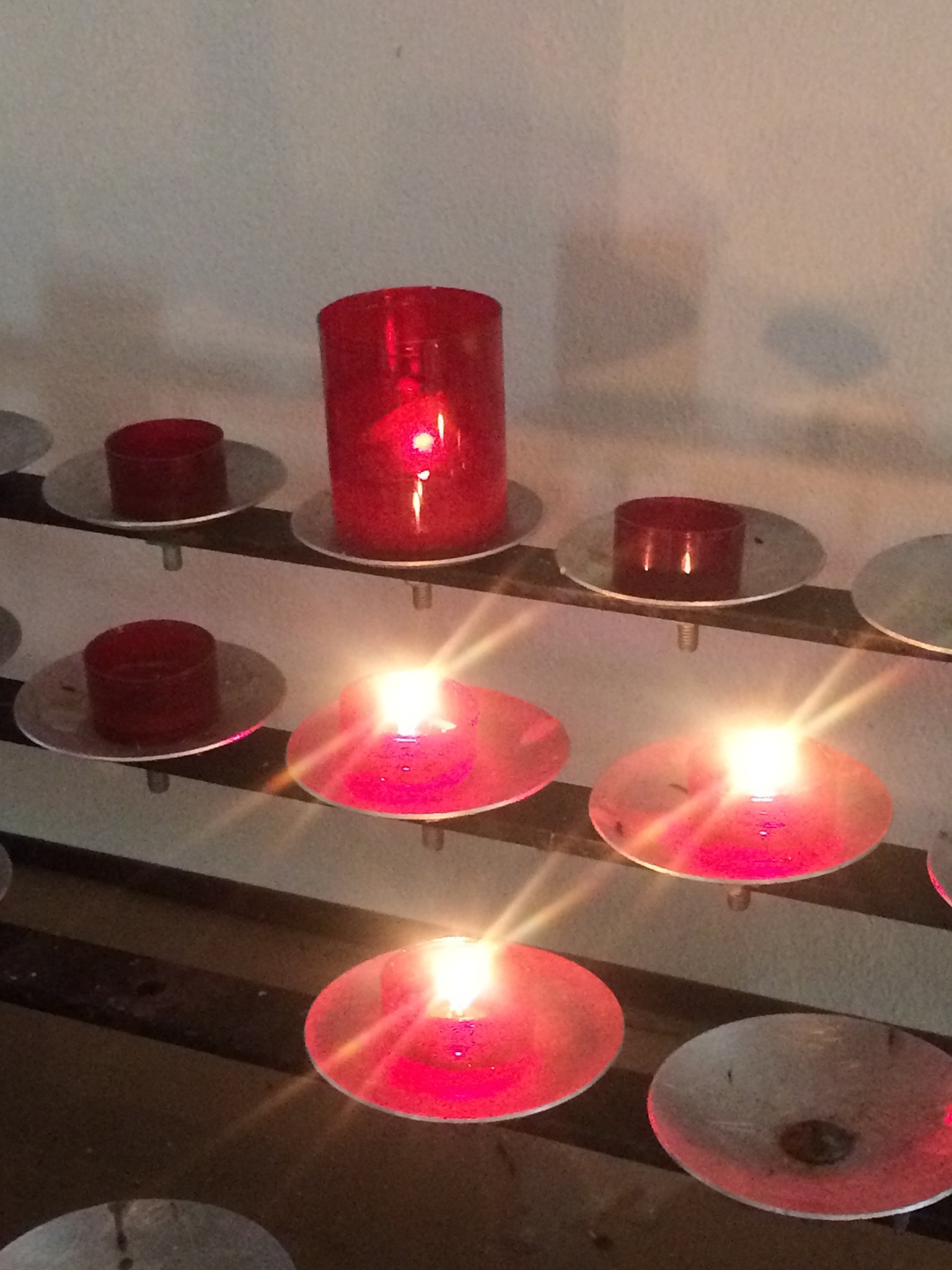 Candles of Remembrance  by HelenaM