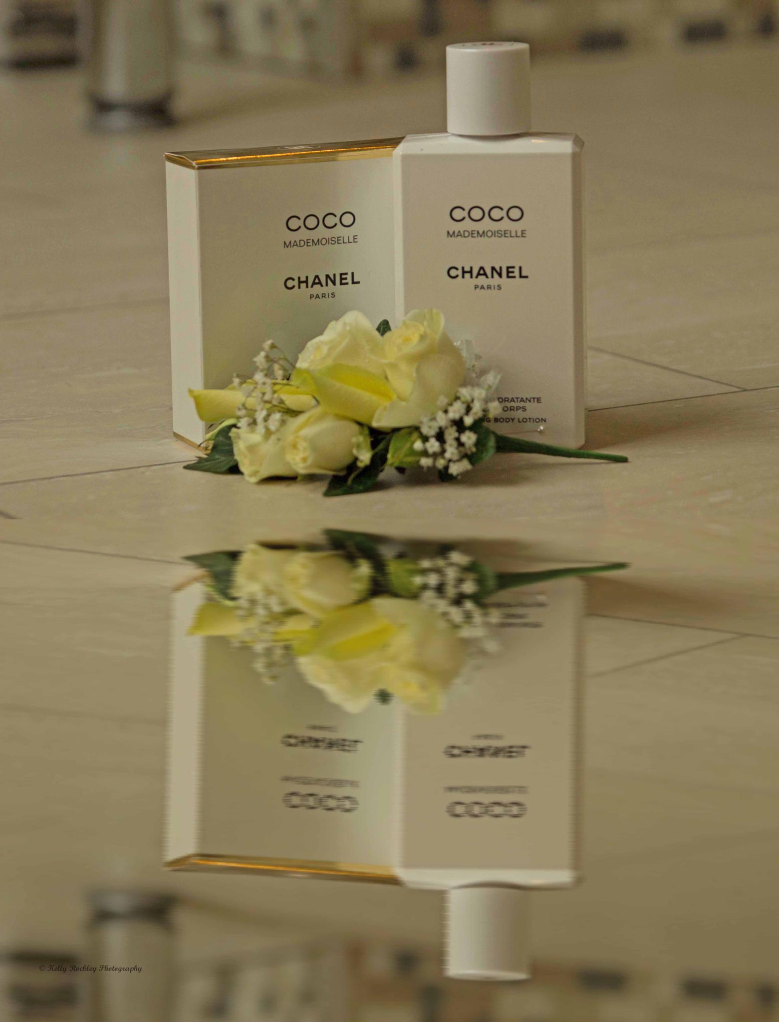 Perfume of the Bride by kel-belle25