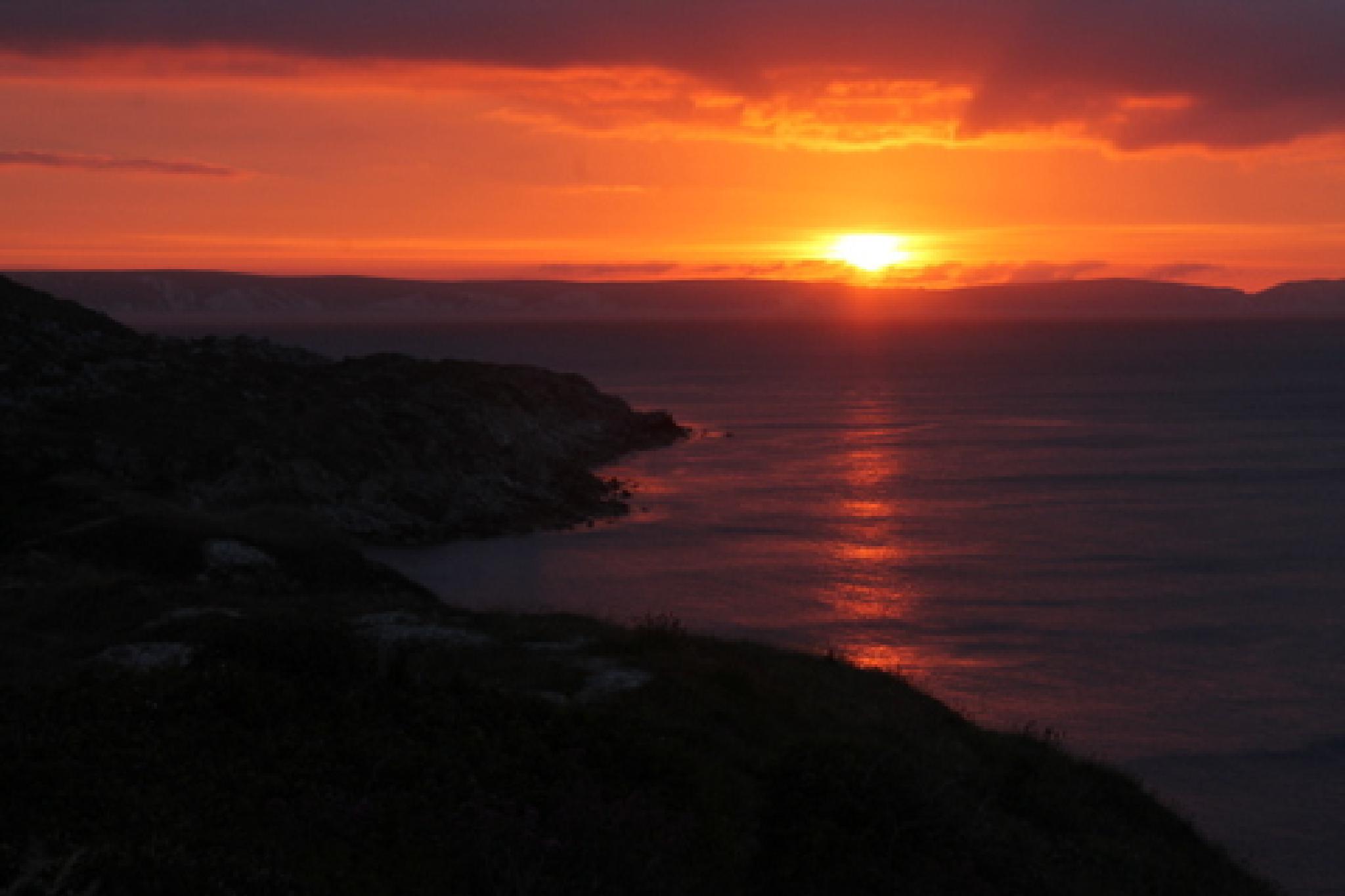 solstice sunrise by jeremy1960