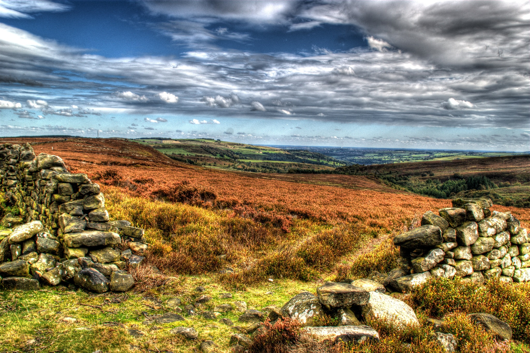 pass accross the moors by steve simpson