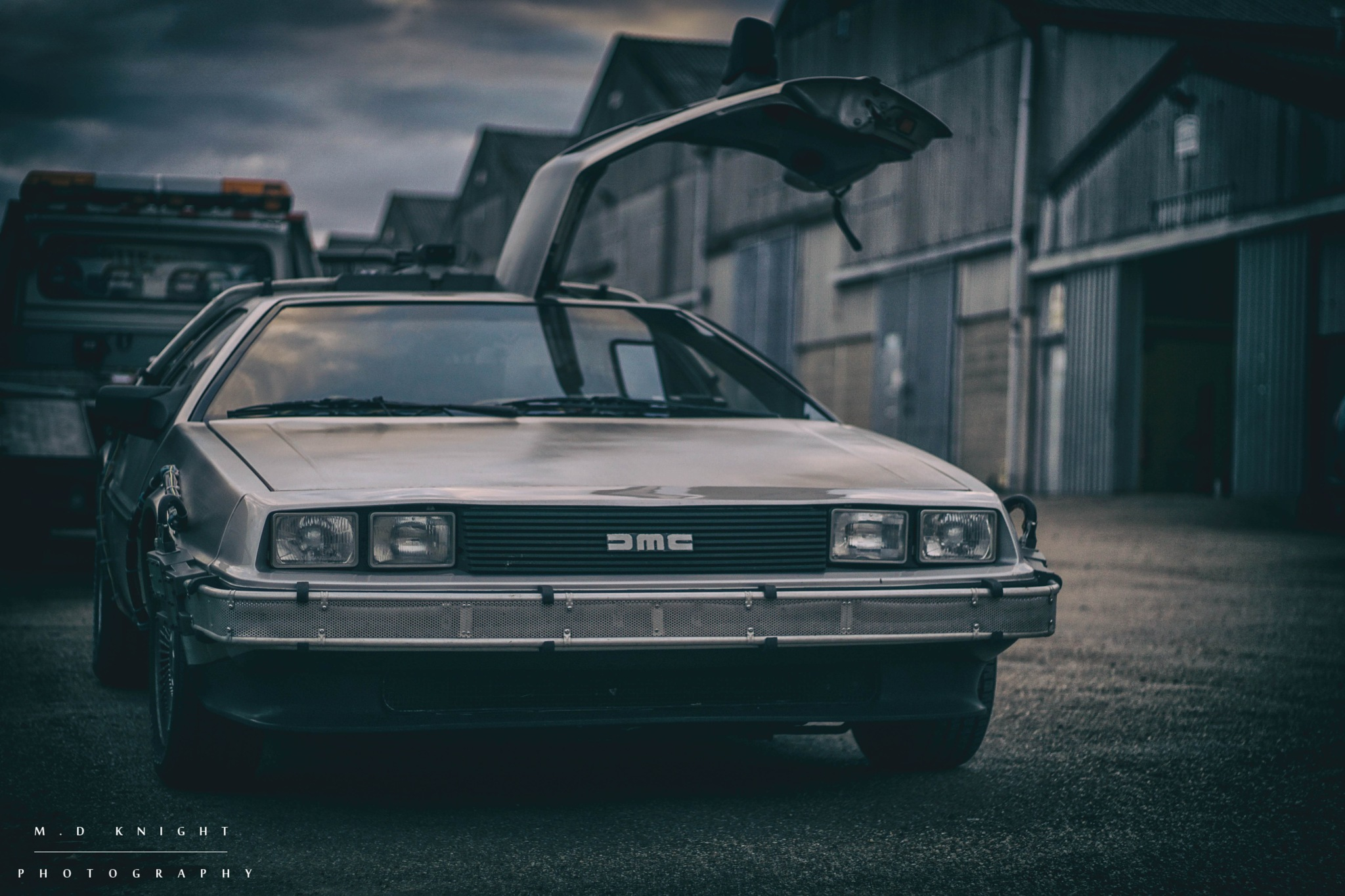 Are you telling me that you built a time machine... out of a DeLorean? by dylon