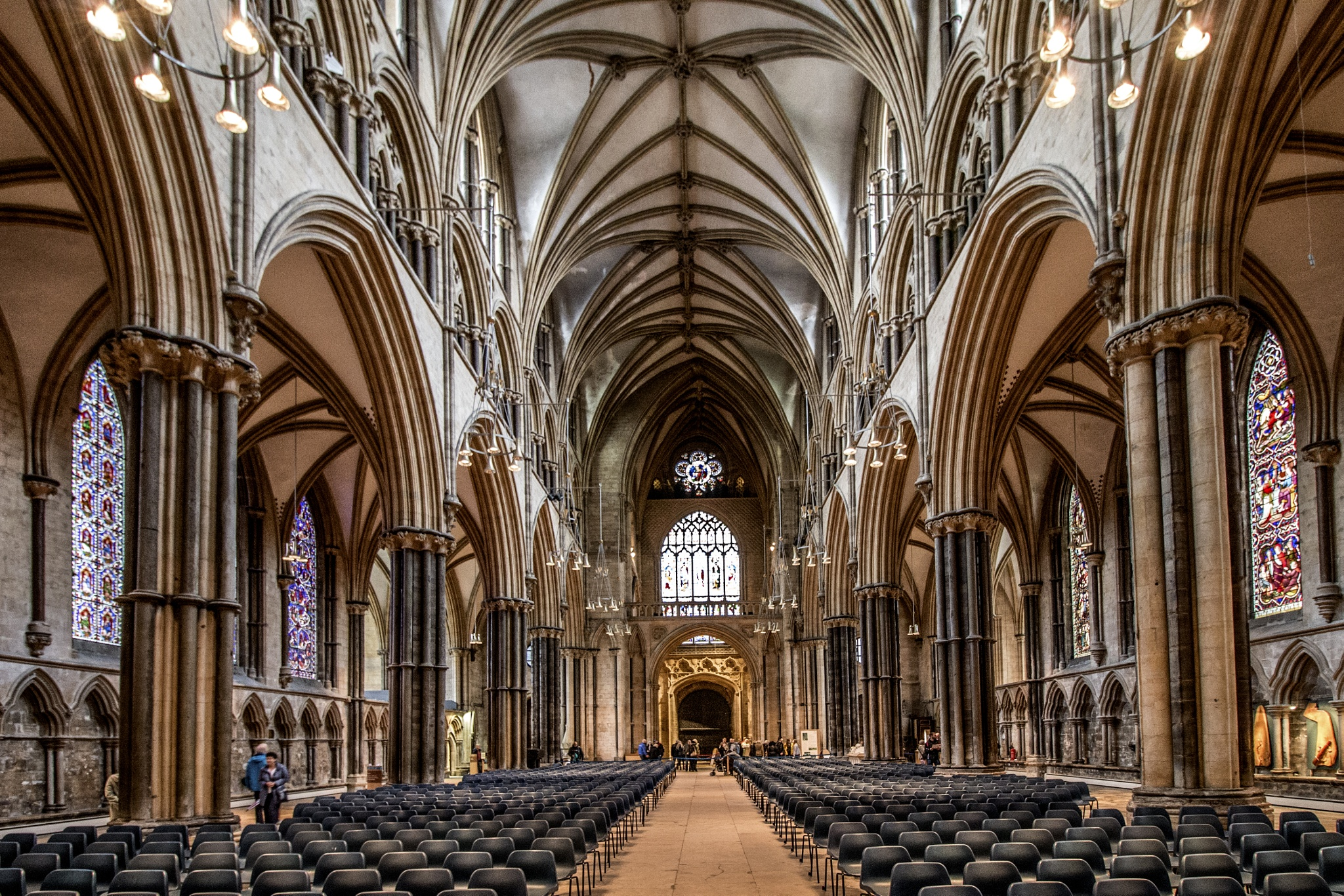 The Nave by idstretch