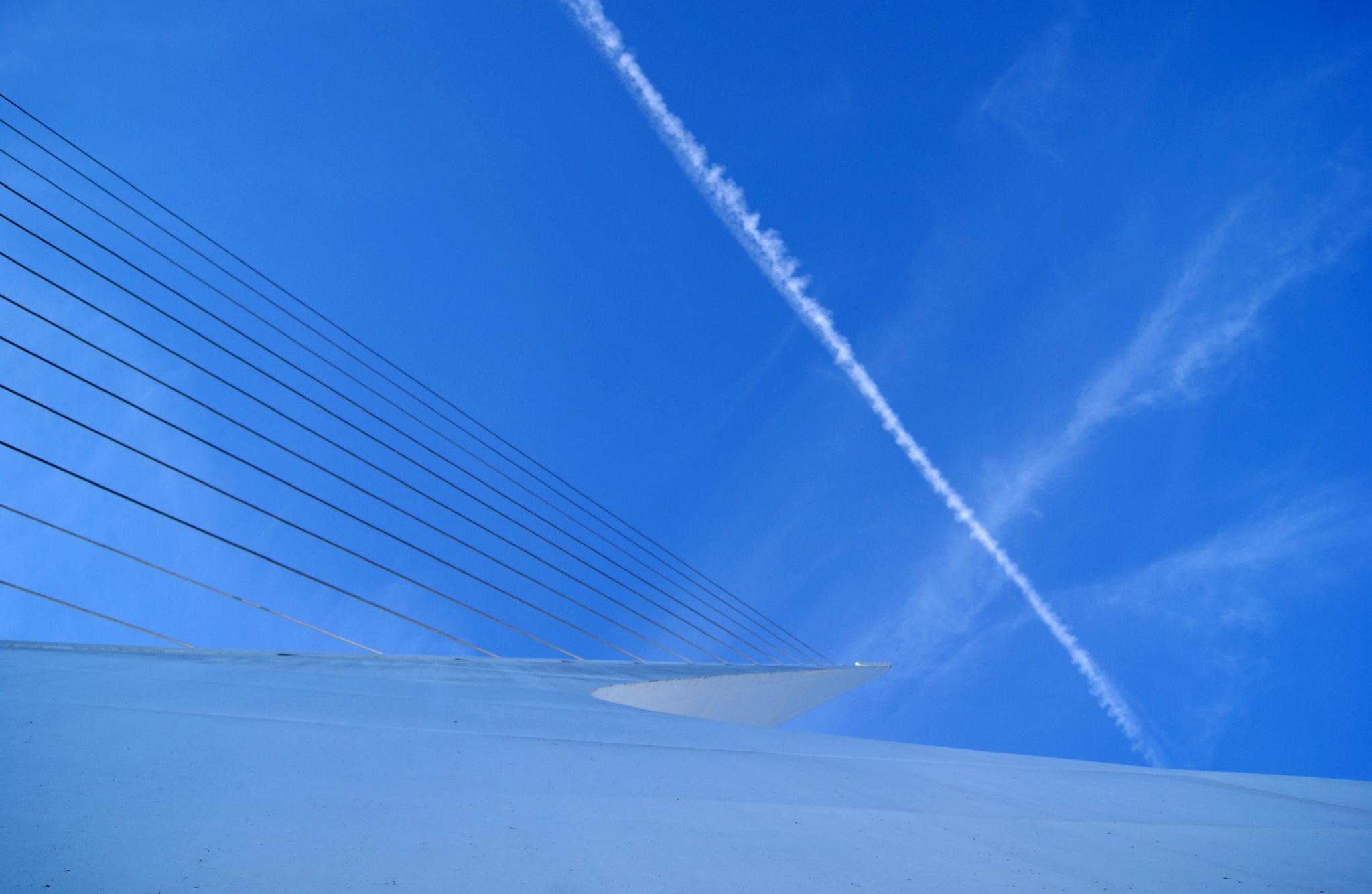 sundial bridge by cloghry