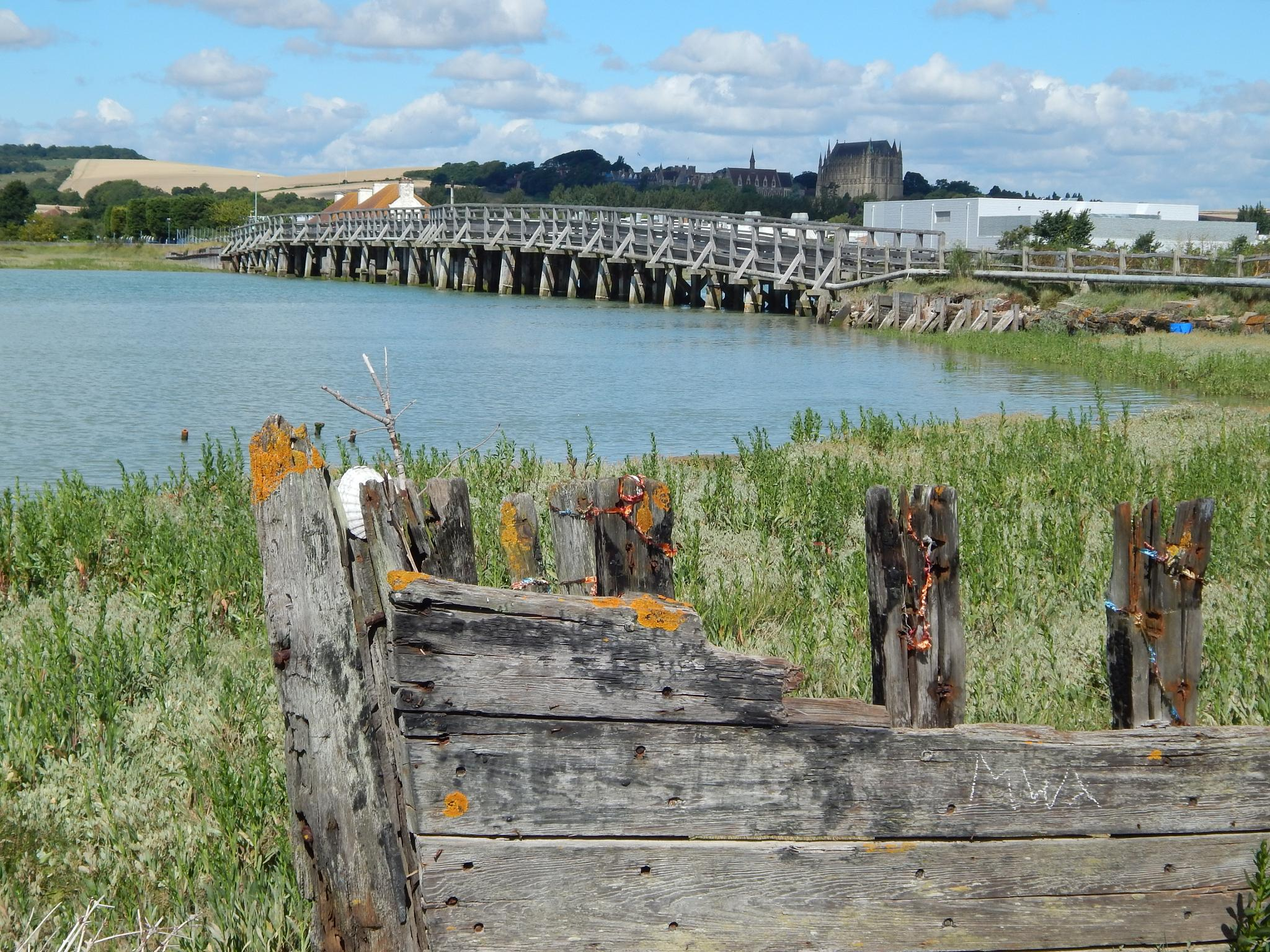 my bridge by malcolmwoodhams9